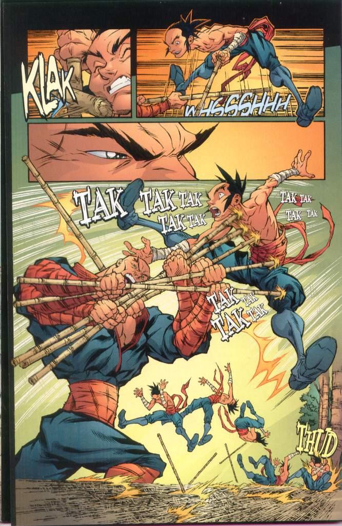 Read online Ninja Boy comic -  Issue #1 - 19