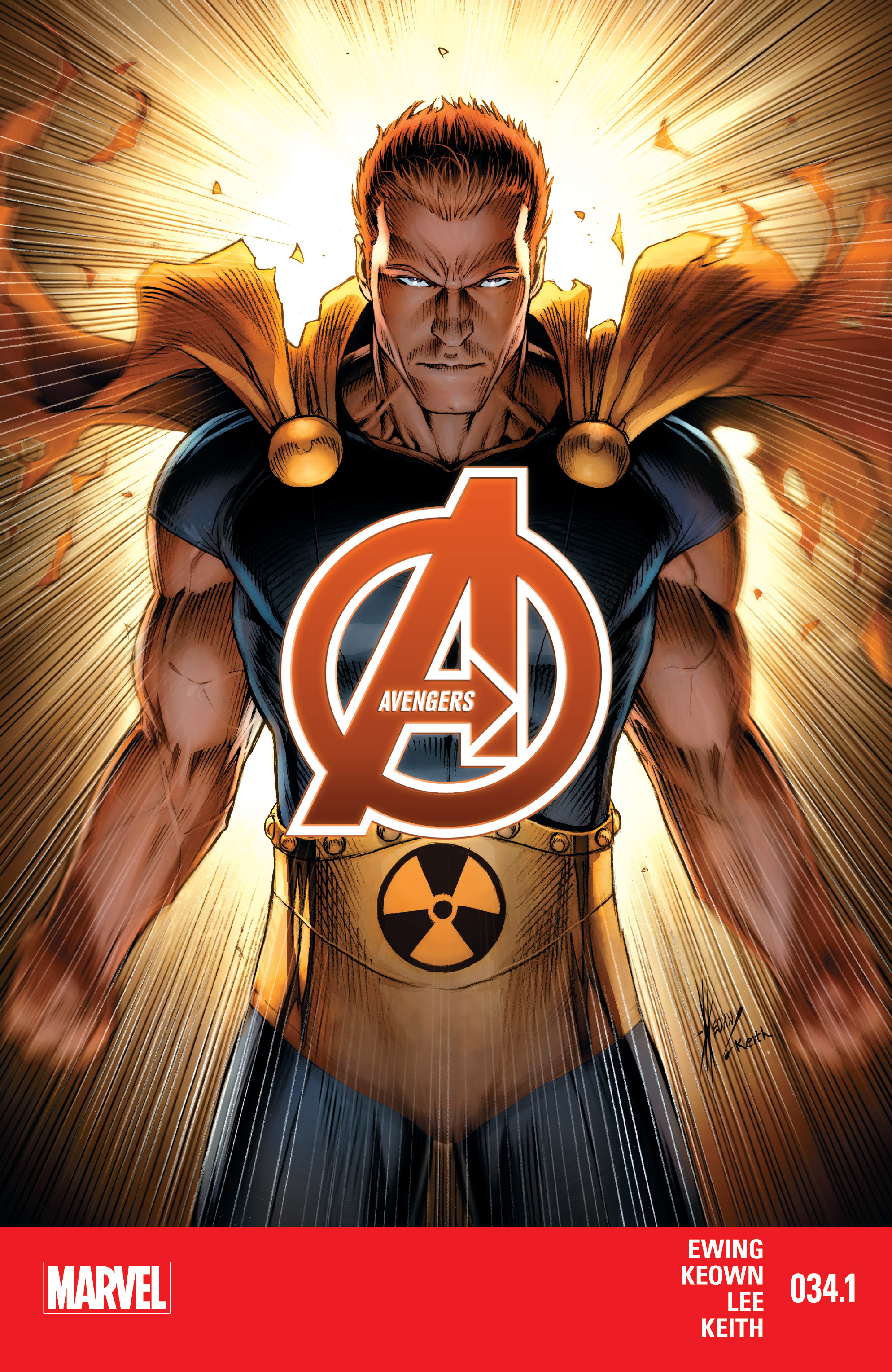 Read online Avengers (2013) comic -  Issue #34.1 - 1