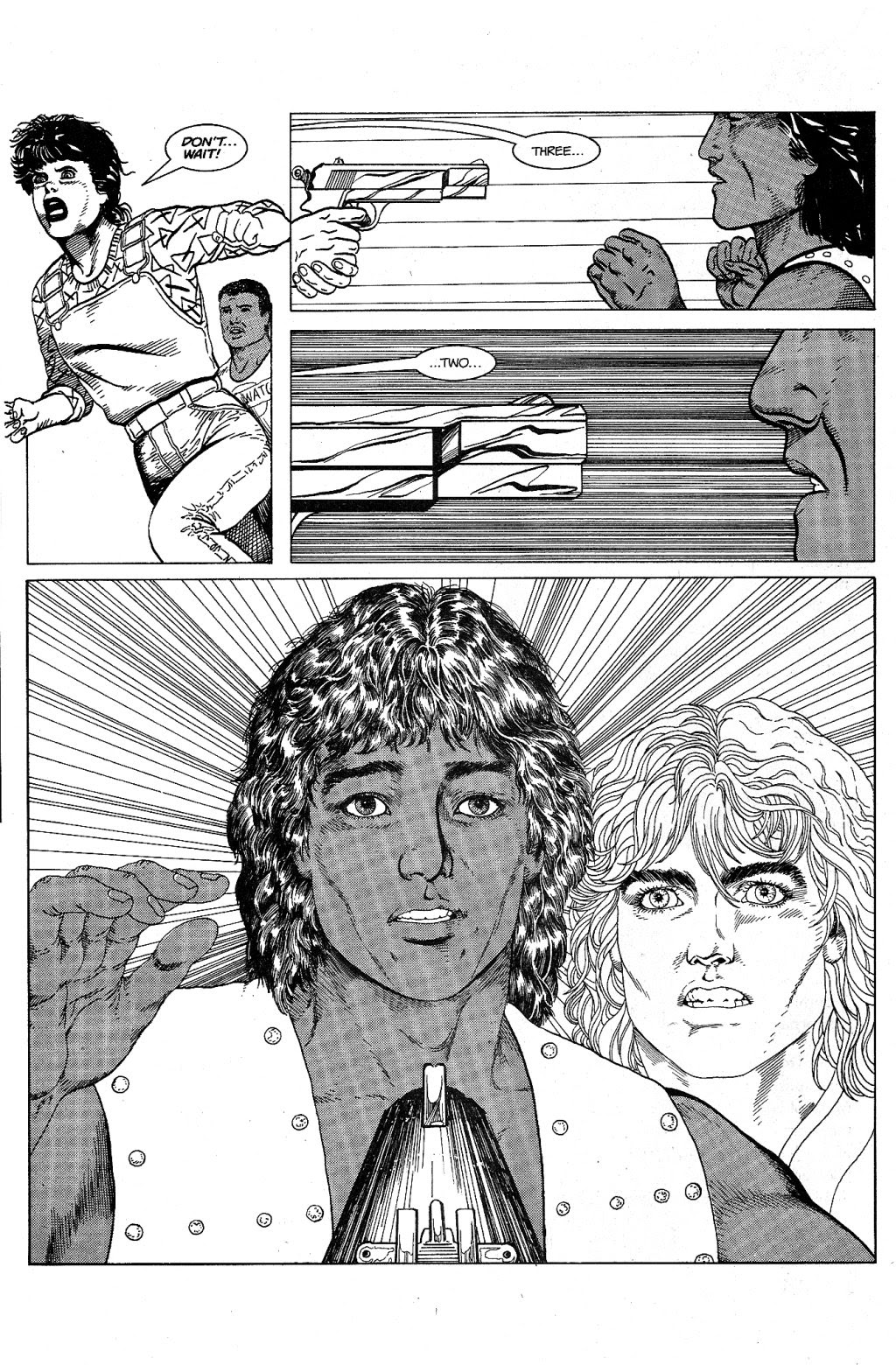 A Distant Soil (1991) issue 9 - Page 12