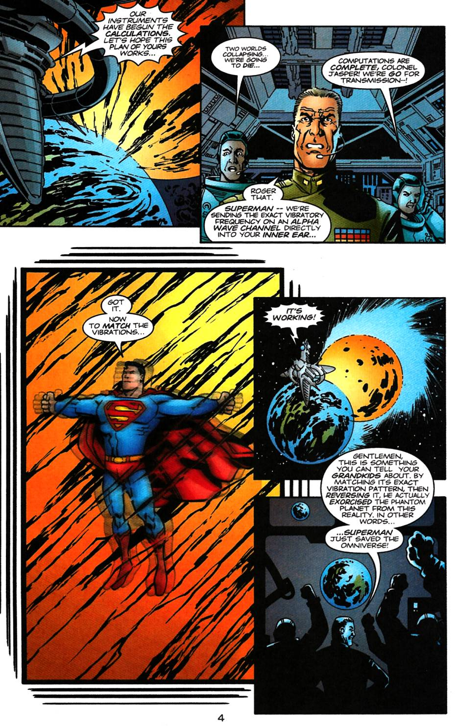 Read online Adventures of Superman (1987) comic -  Issue #617 - 5