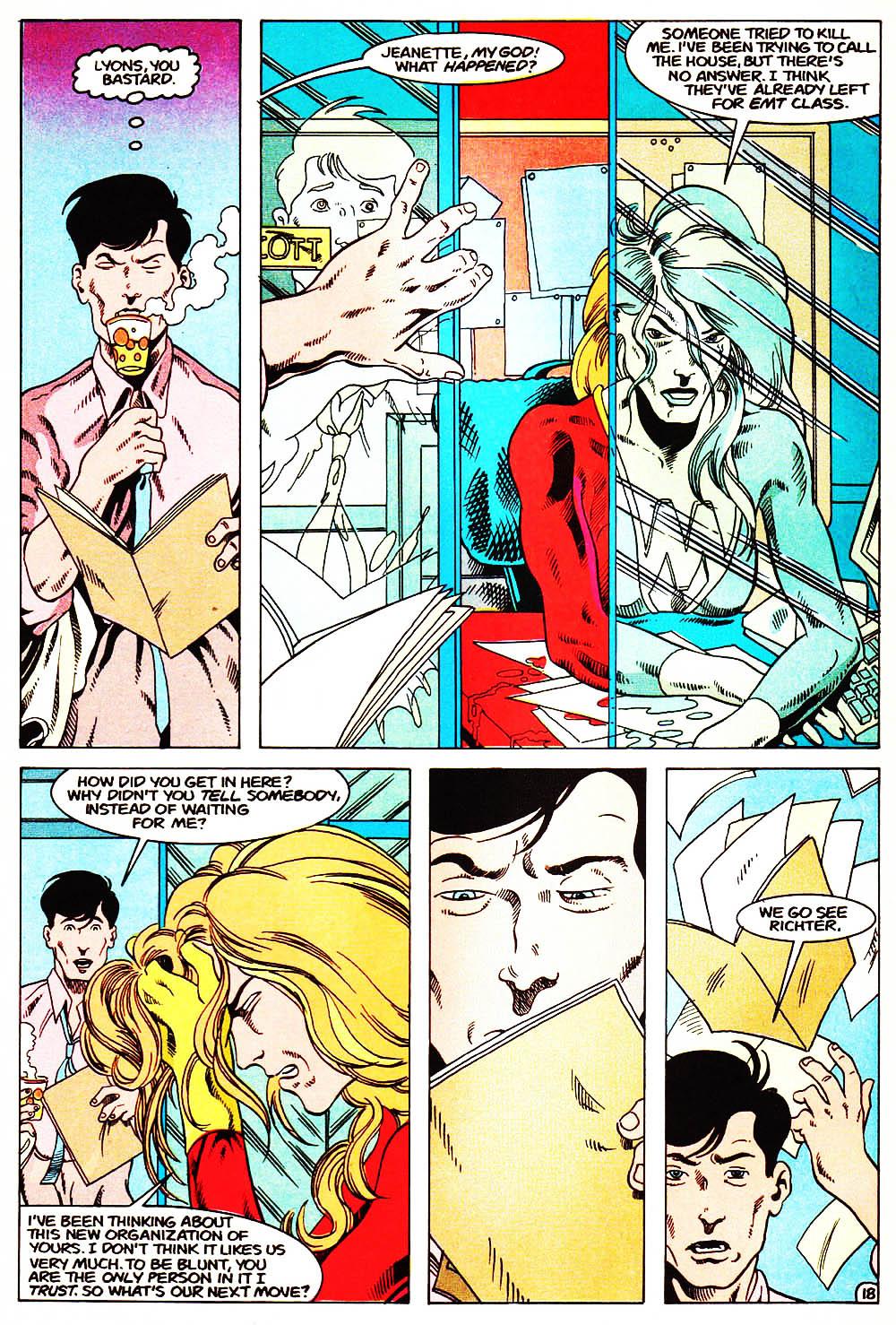 Elementals (1984) issue 10 - Page 23
