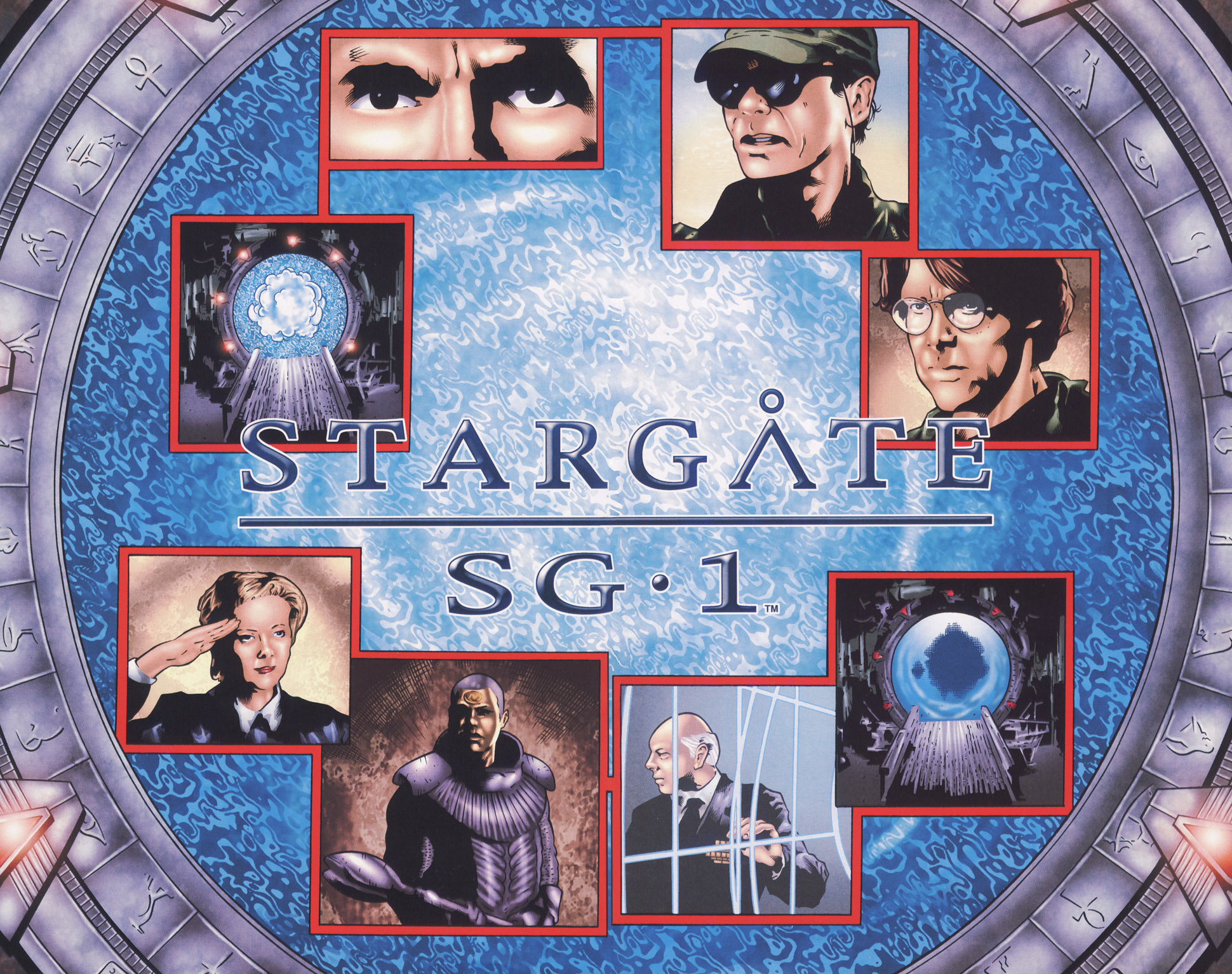 Read online Stargate SG-1: Fall of Rome comic -  Issue #1 - 10