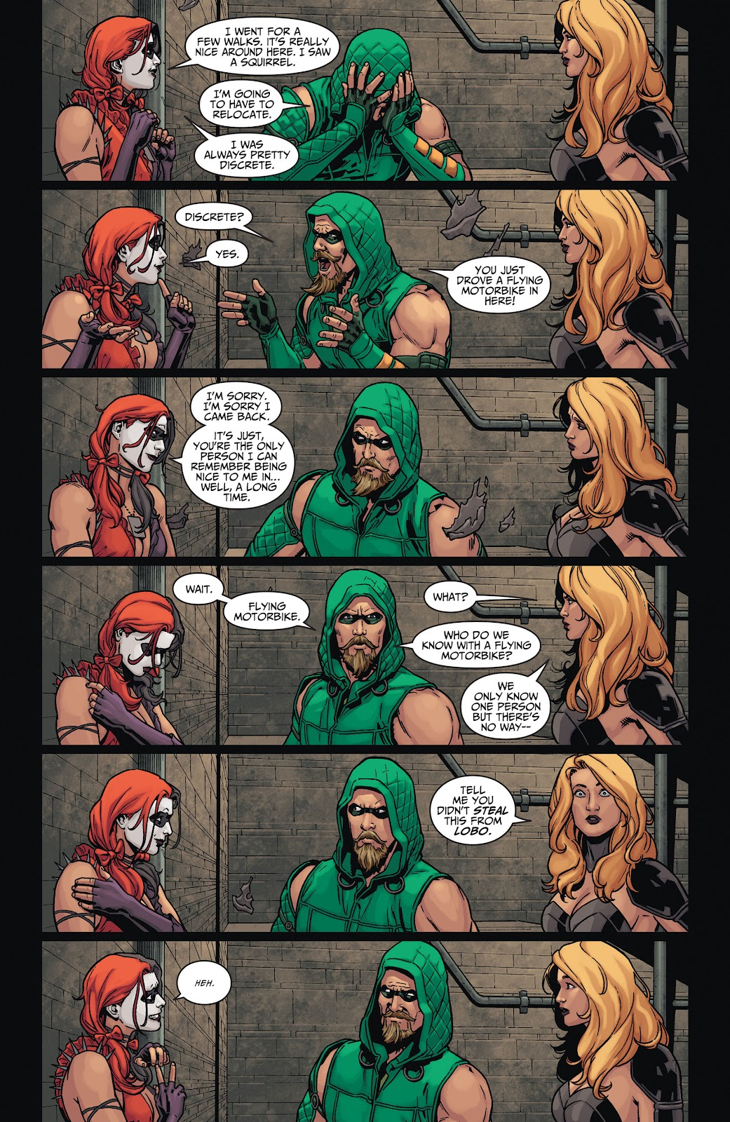 Injustice: Gods Among Us [I] issue _Annual_1 - Page 32