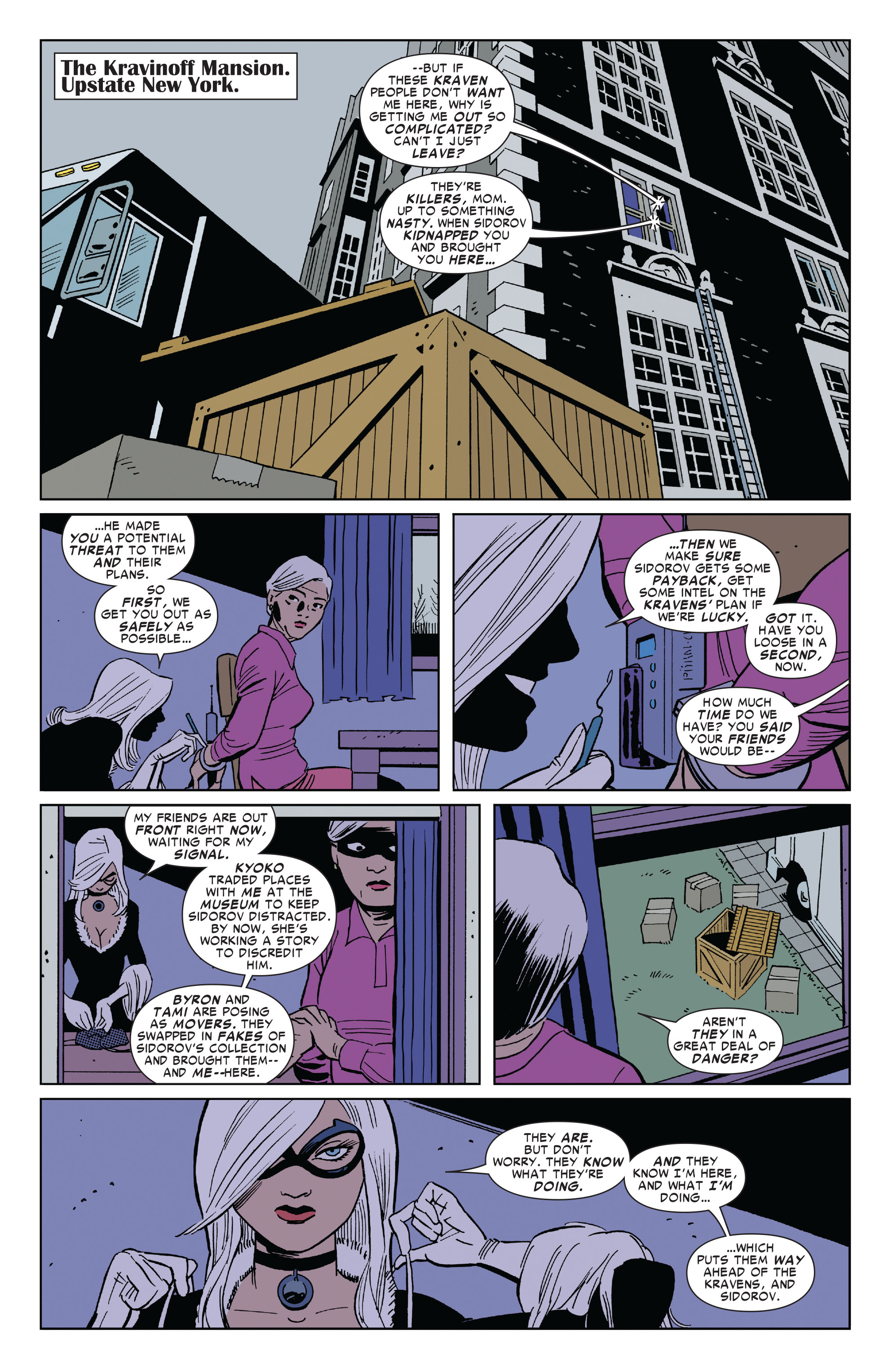 Read online Amazing Spider-Man Presents: Black Cat comic -  Issue #4 - 3