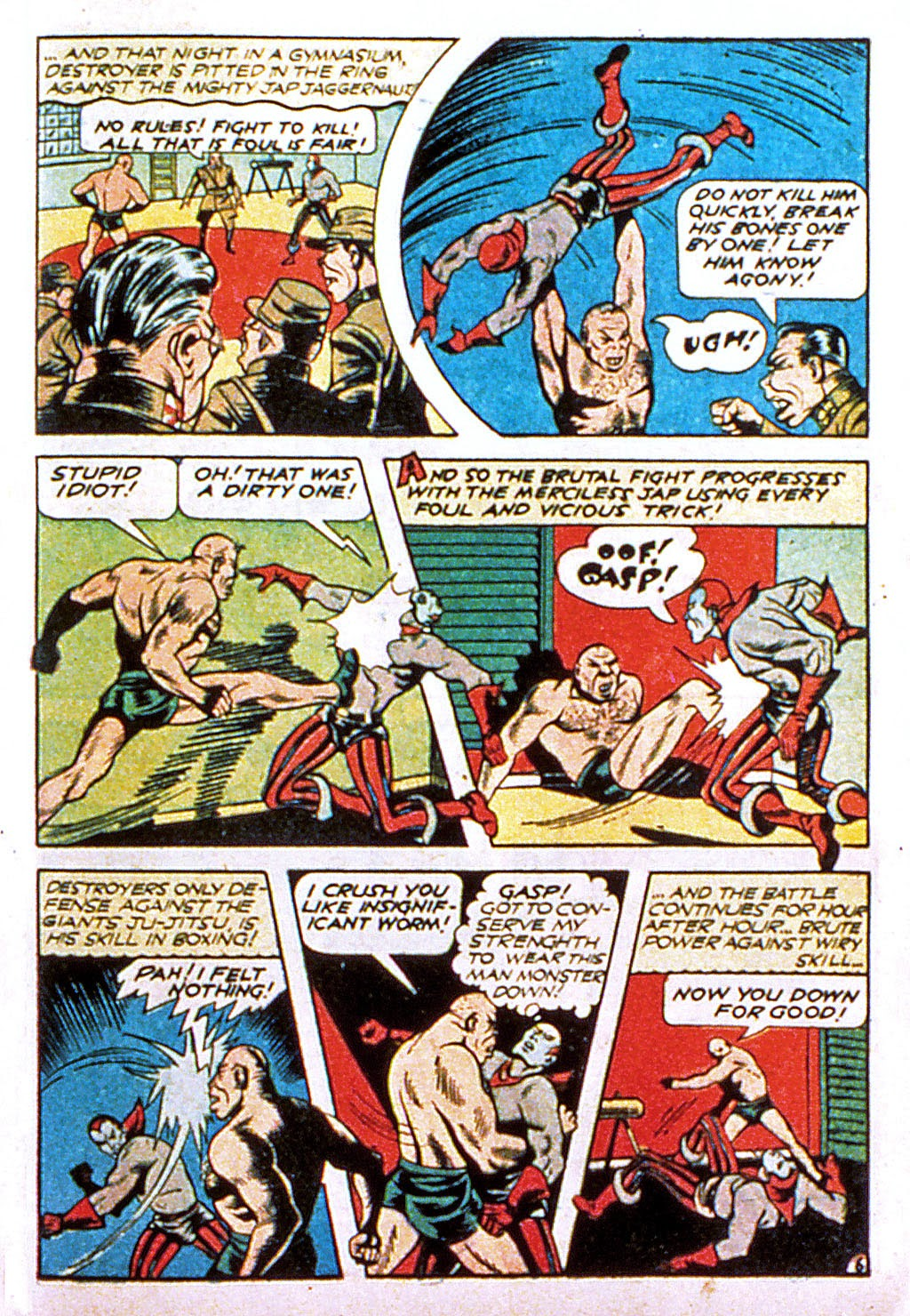 Read online Mystic Comics (1944) comic -  Issue #1 - 33