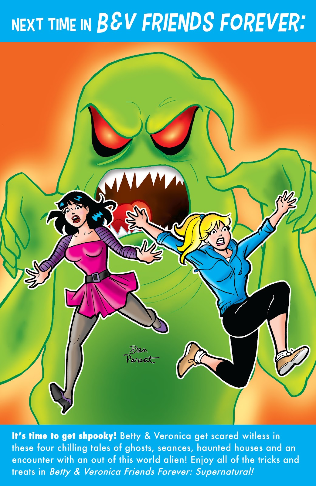 Read online Betty & Veronica Friends Forever: Return To Storybook Land comic -  Issue # Full - 23