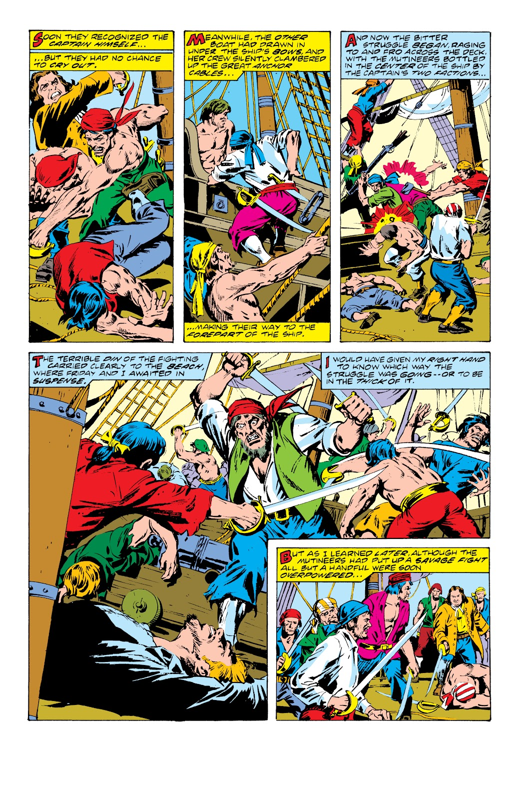 Marvel Classics Comics Series Featuring issue 19 - Page 48
