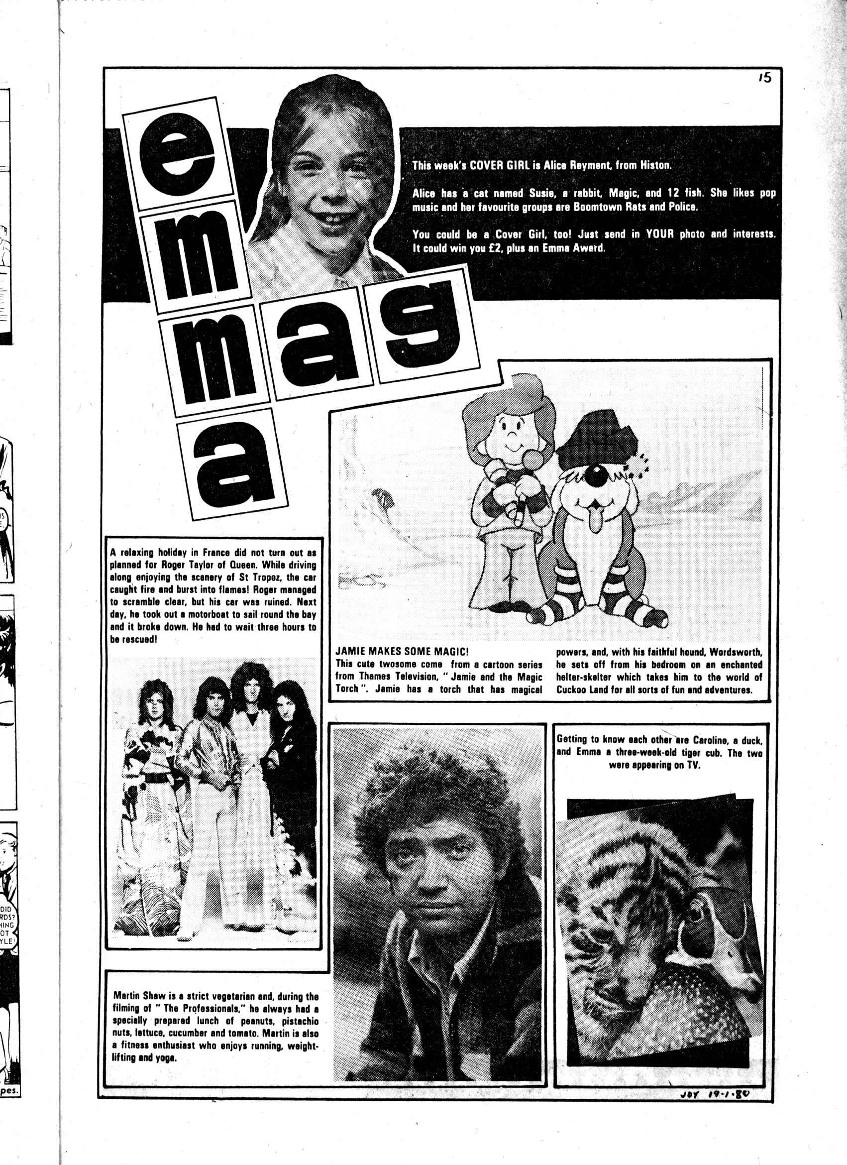 Read online Judy comic -  Issue #1045 - 15