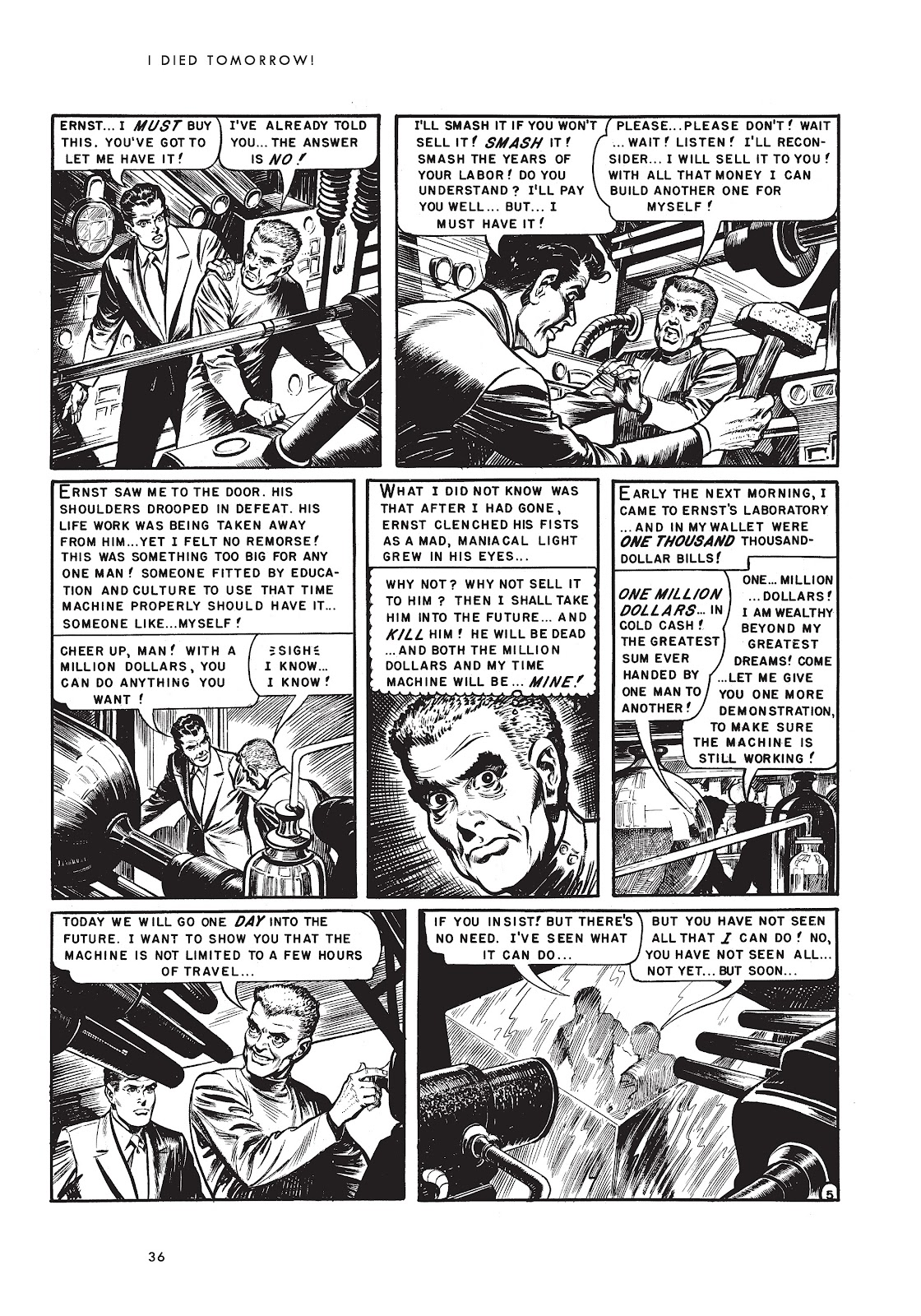 Read online The Martian Monster and Other Stories comic -  Issue # TPB (Part 1) - 51