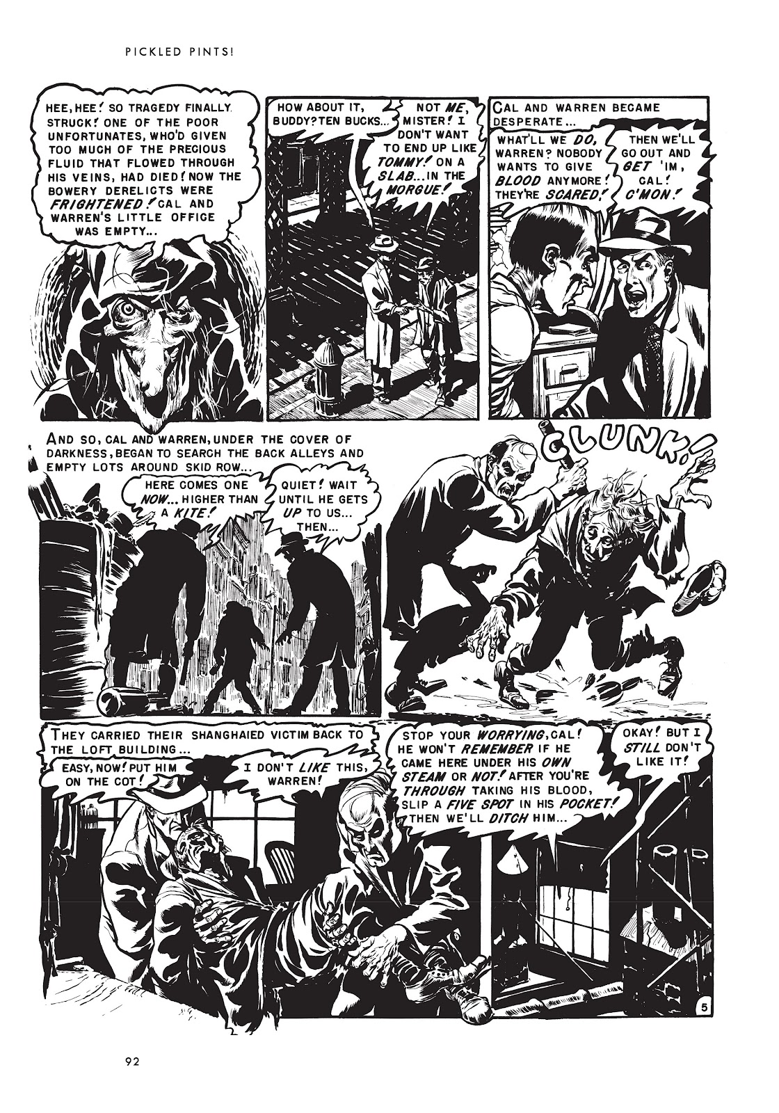 Read online Sucker Bait and Other Stories comic -  Issue # TPB (Part 2) - 7