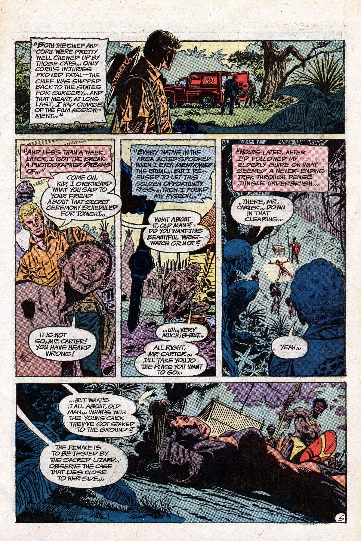 Read online Adventure Comics (1938) comic -  Issue #427 - 7