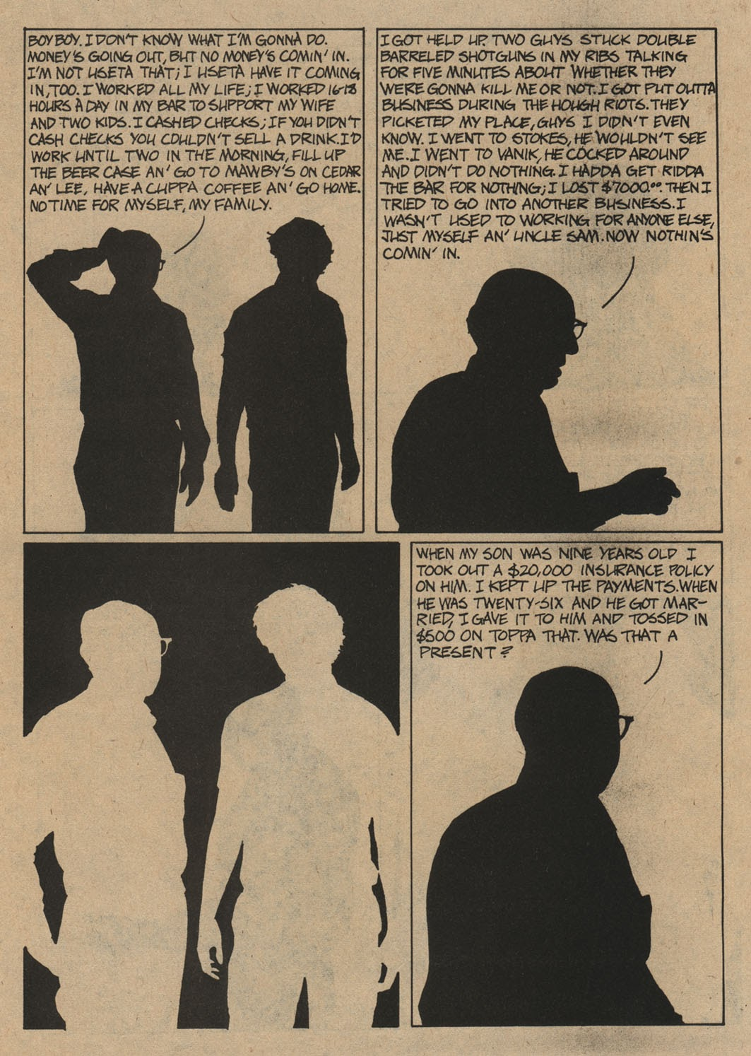 American Splendor (1976) issue 6 - Page 20