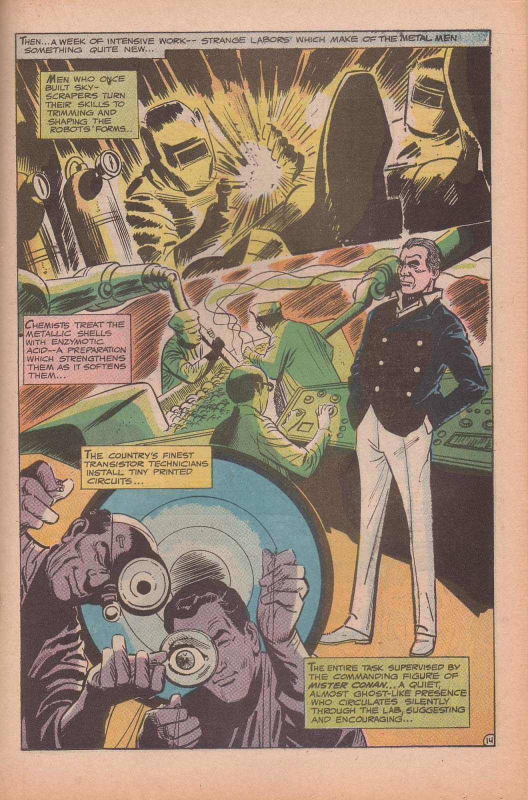 Metal Men (1963) issue 37 - Page 19