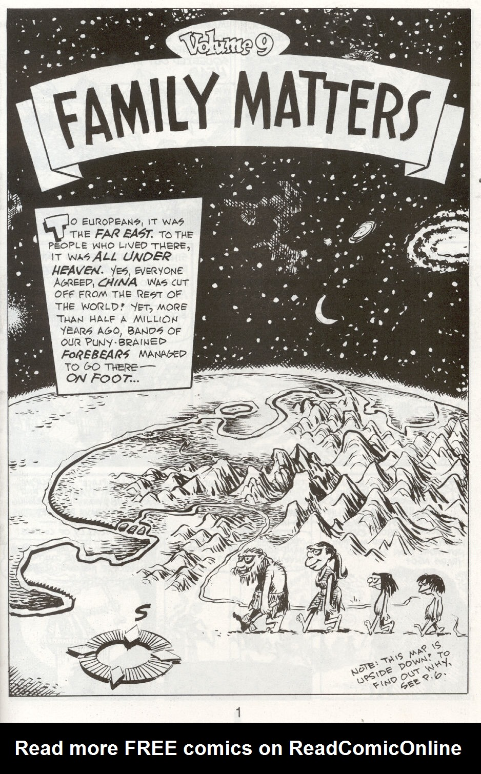 Read online The Cartoon History of the Universe comic -  Issue #9 - 4