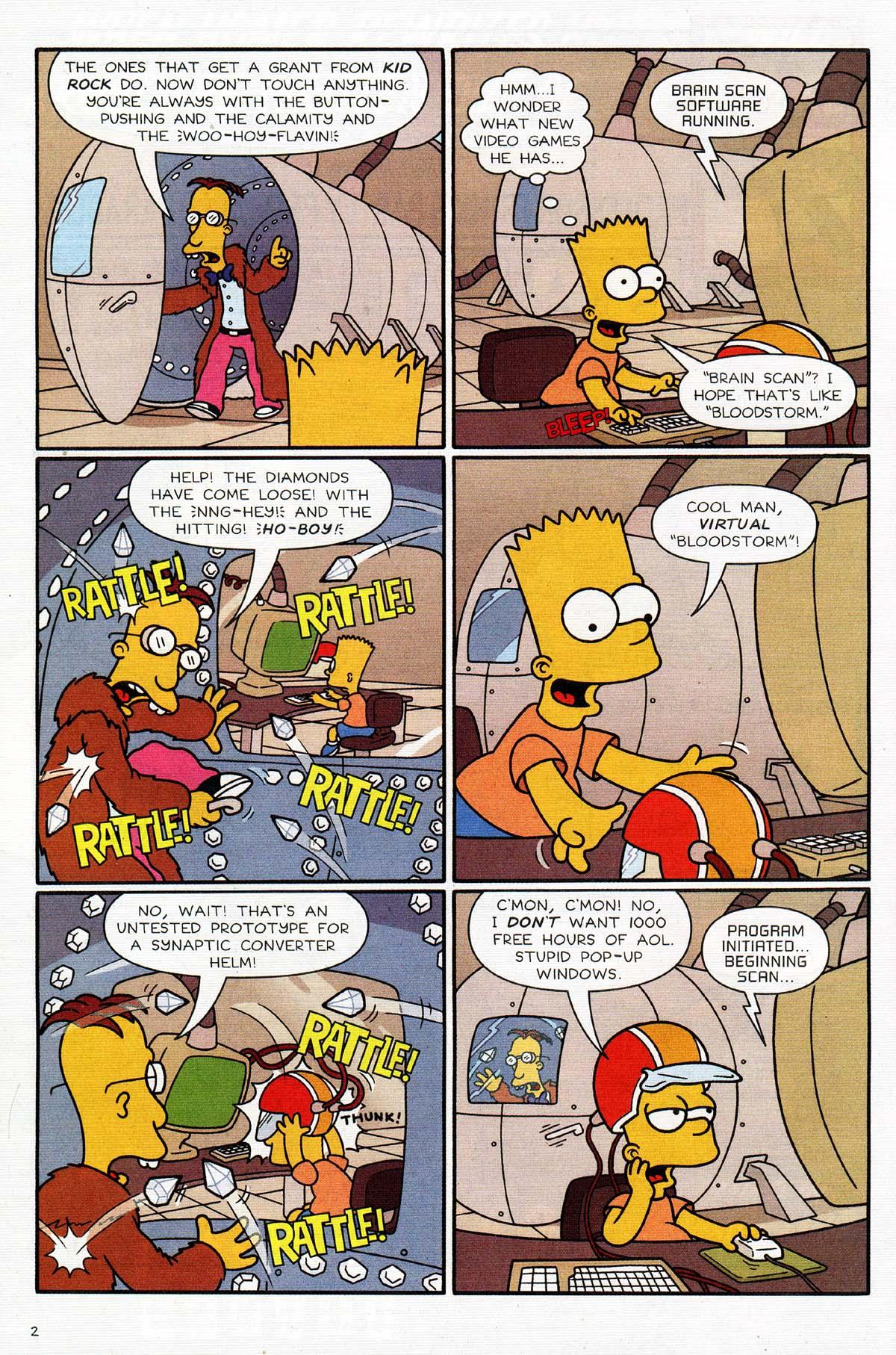 Read online Simpsons Comics Presents Bart Simpson comic -  Issue #15 - 4