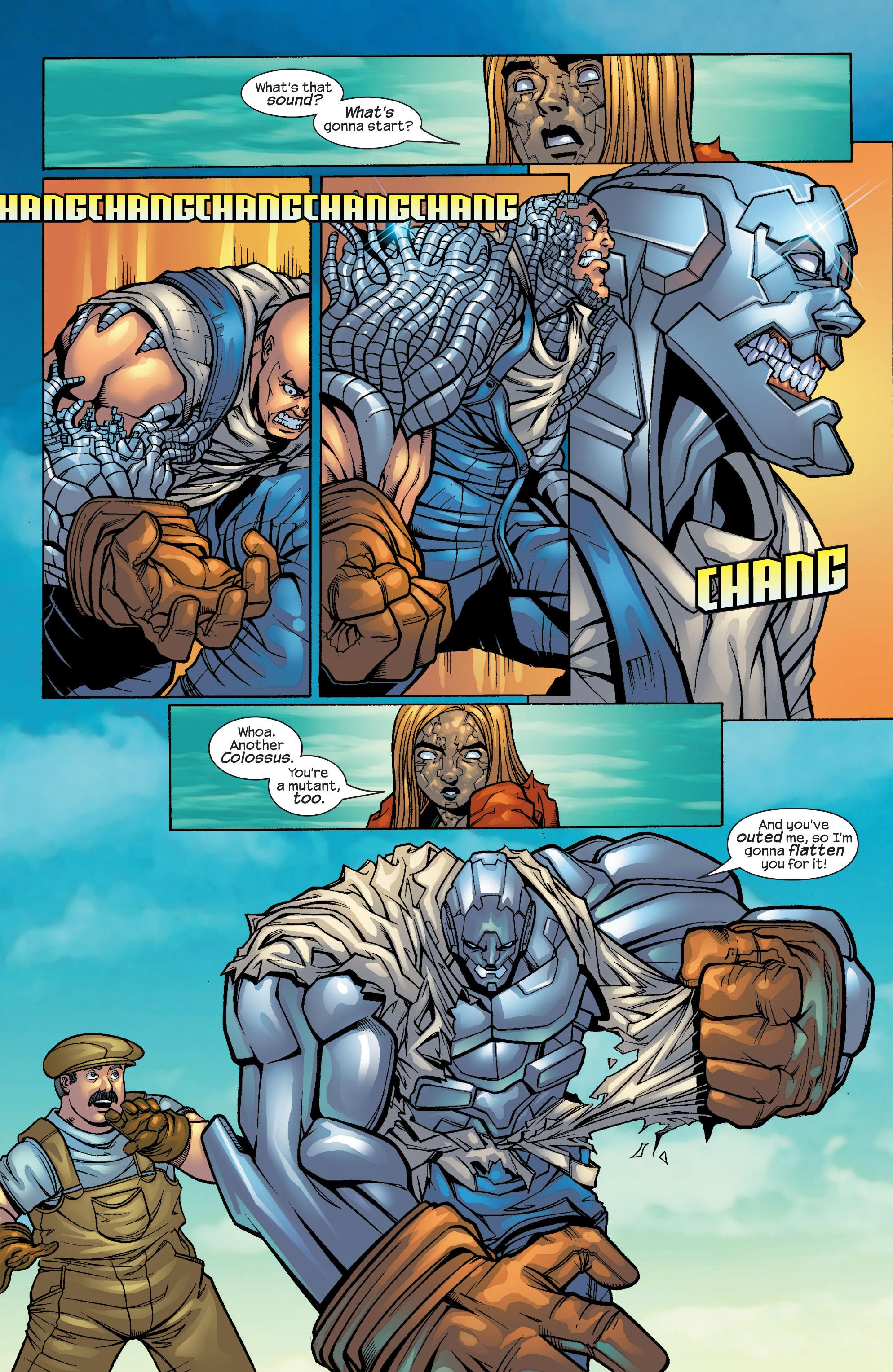 Read online Uncanny X-Men (1963) comic -  Issue #427 - 18