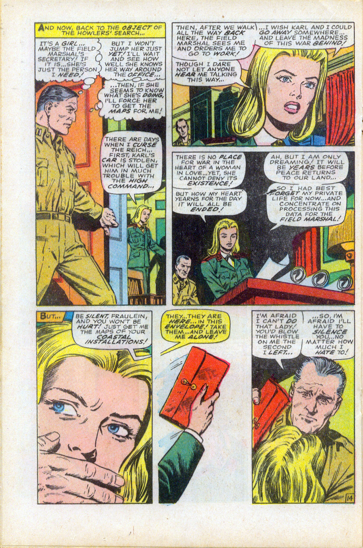 Read online Sgt. Fury comic -  Issue #61 - 20