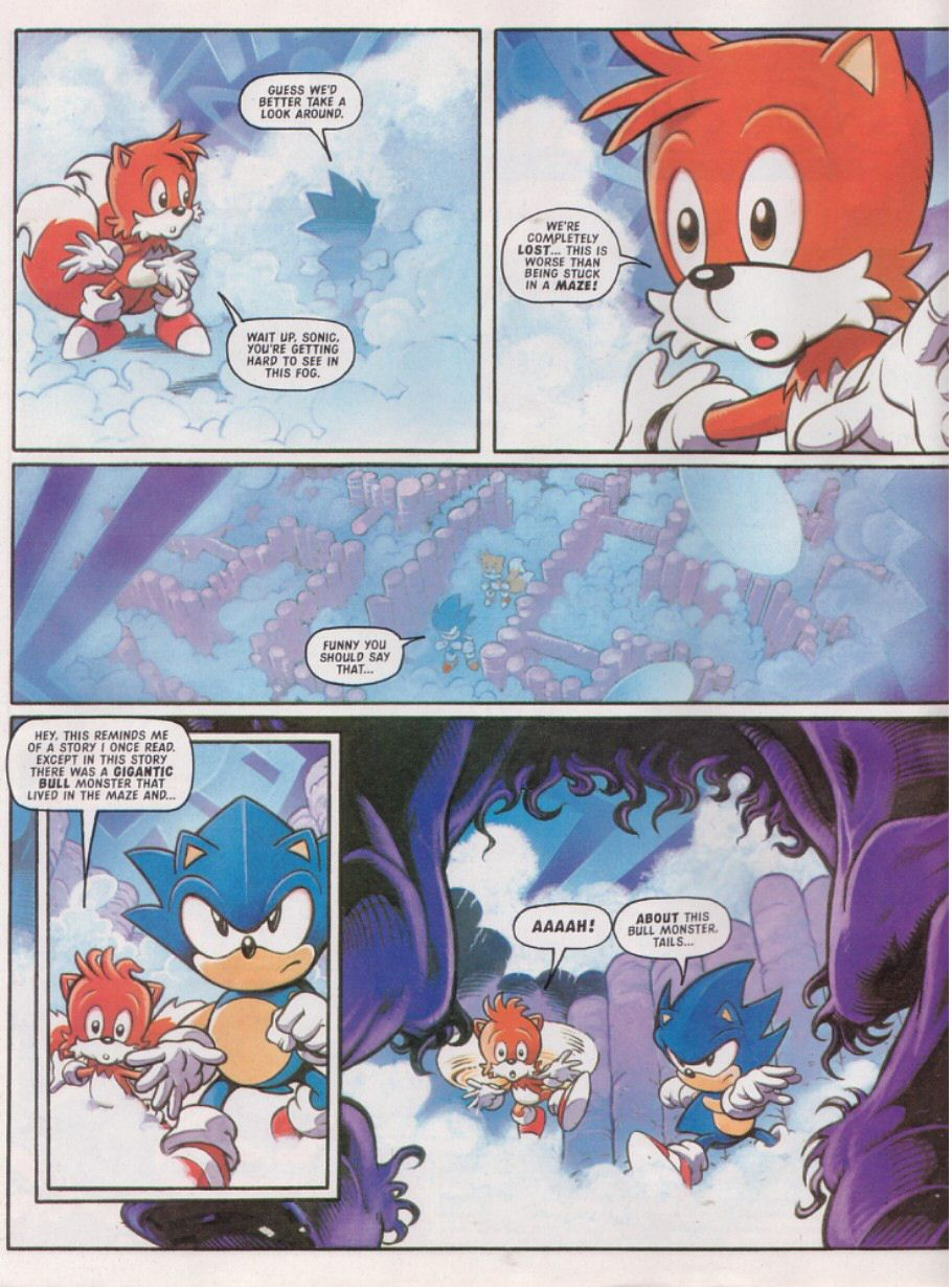 Read online Sonic the Comic comic -  Issue #113 - 4