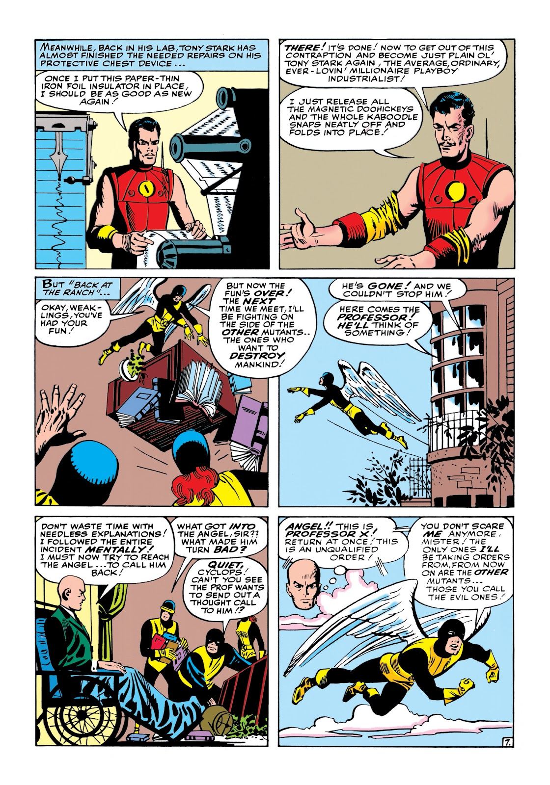 Read online Marvel Masterworks: The Invincible Iron Man comic -  Issue # TPB 1 (Part 2) - 65