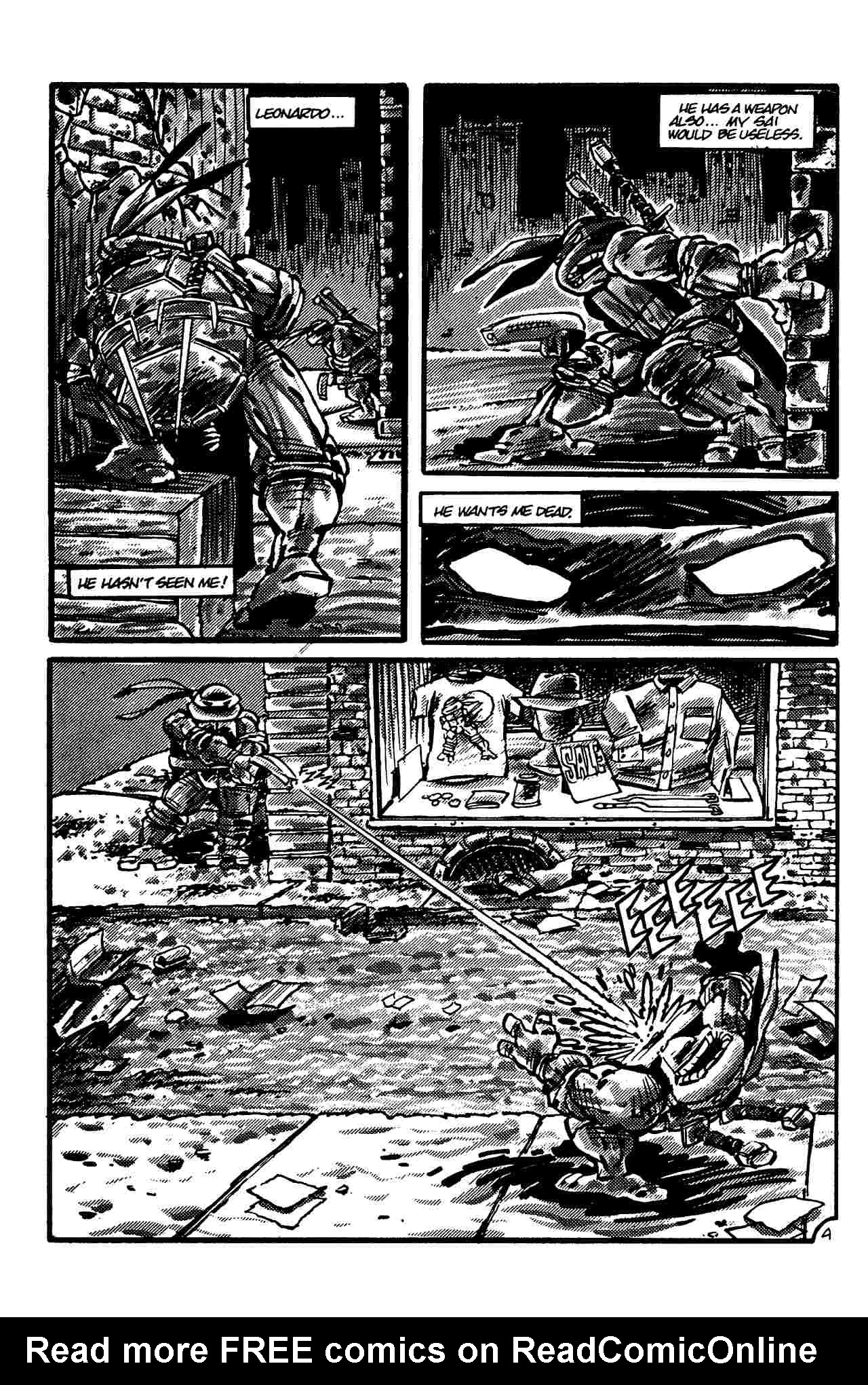 Read online Shell Shock comic -  Issue # Full - 157