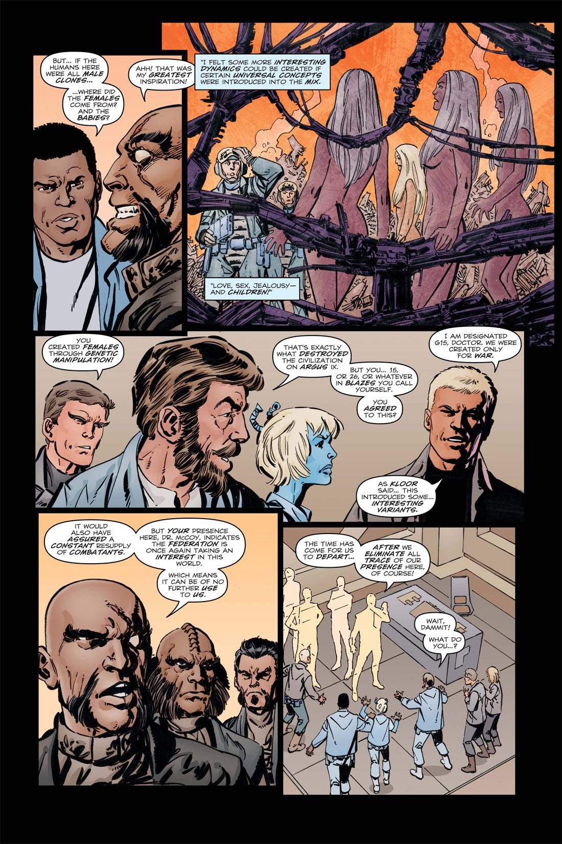 Read online Star Trek: Leonard McCoy, Frontier Doctor comic -  Issue #3 - 20