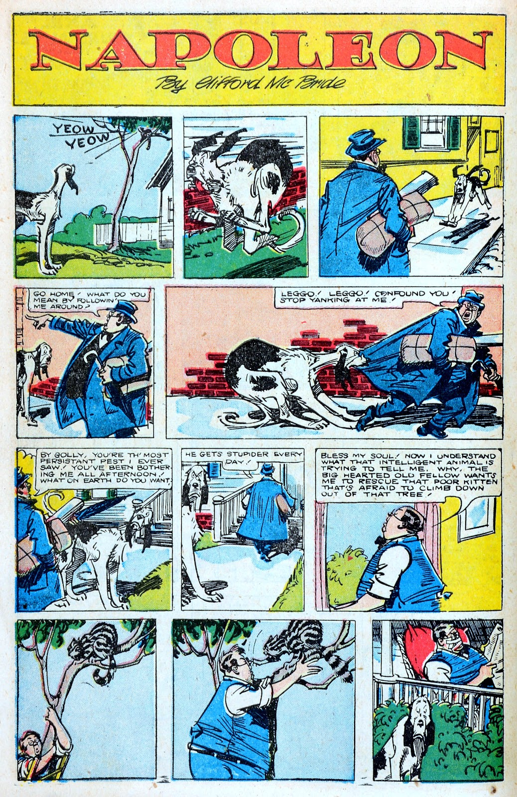 Read online Famous Funnies comic -  Issue #123 - 12