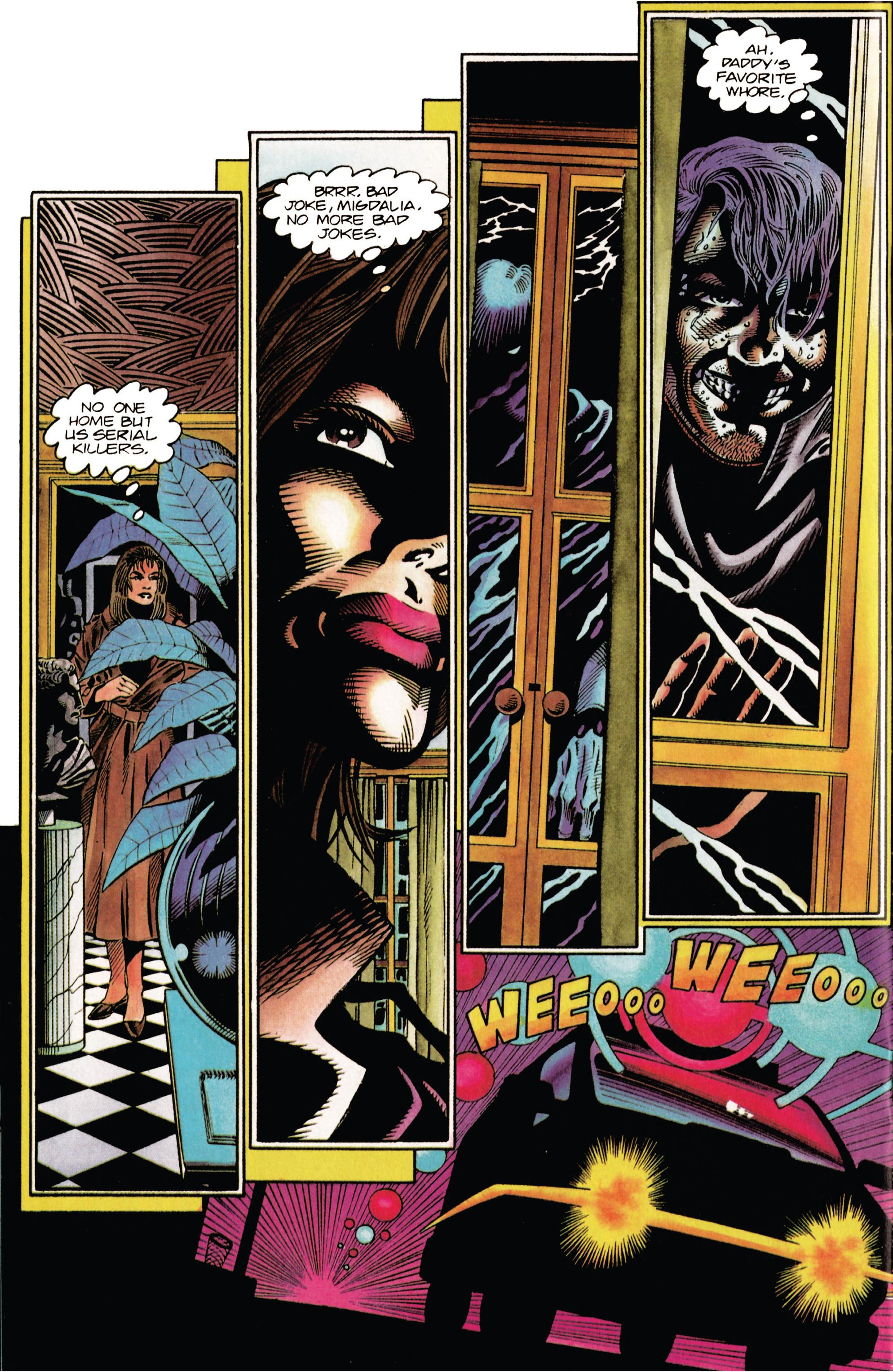 Read online Eternal Warrior (1992) comic -  Issue #35 - 16