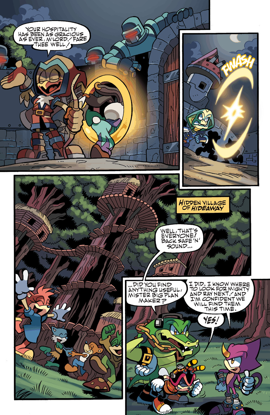 Read online Sonic Universe comic -  Issue #47 - 20