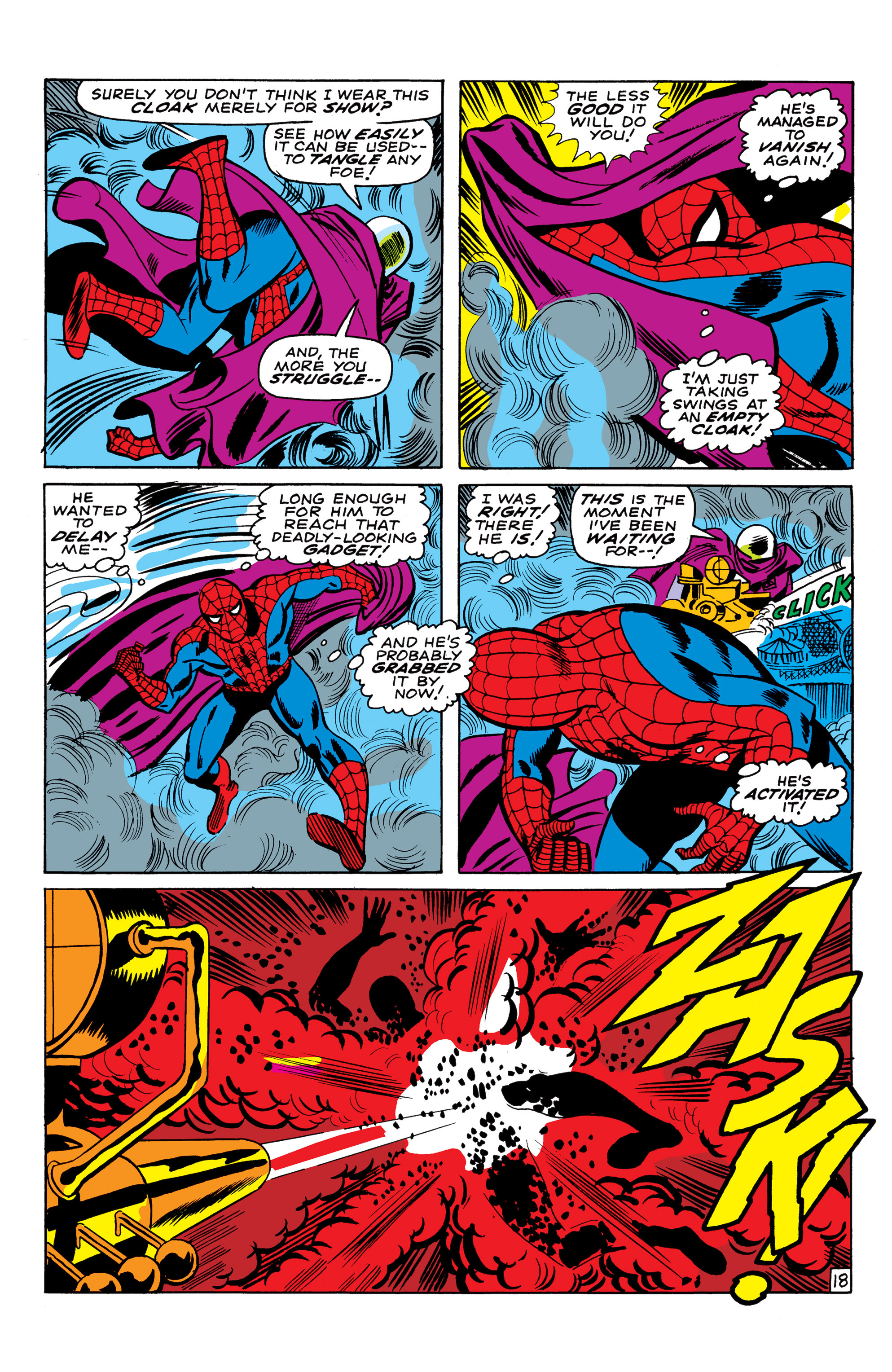 The Amazing Spider-Man (1963) 66 Page 18