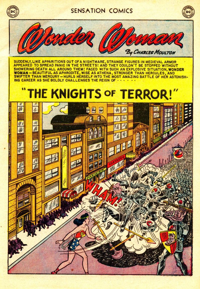 Read online Sensation (Mystery) Comics comic -  Issue #106 - 3