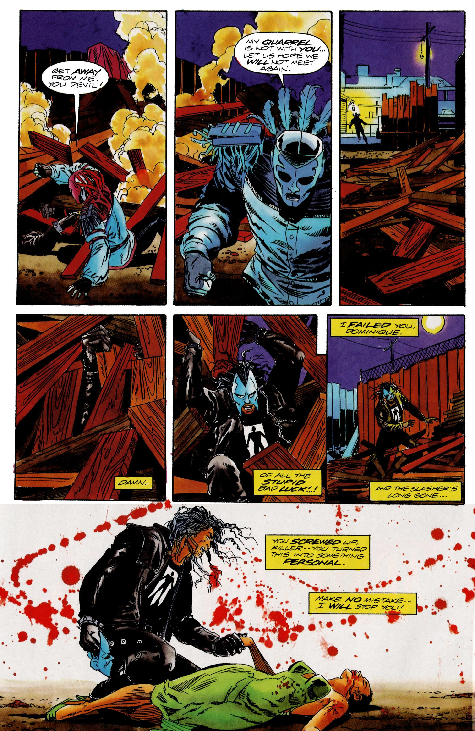 Read online Shadowman (1992) comic -  Issue #13 - 13