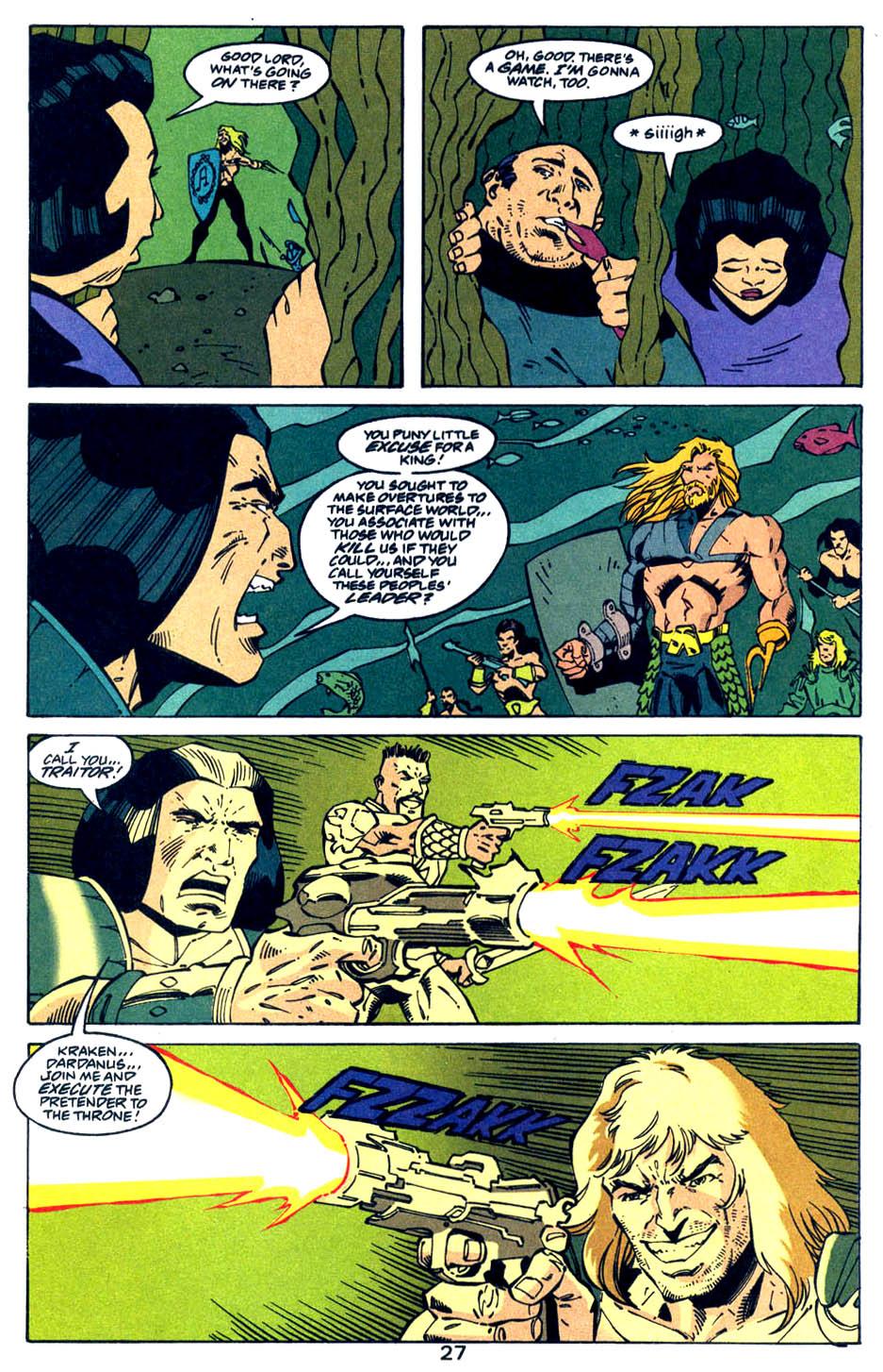 Read online Aquaman (1994) comic -  Issue #Aquaman (1994) _Annual 4 - 27