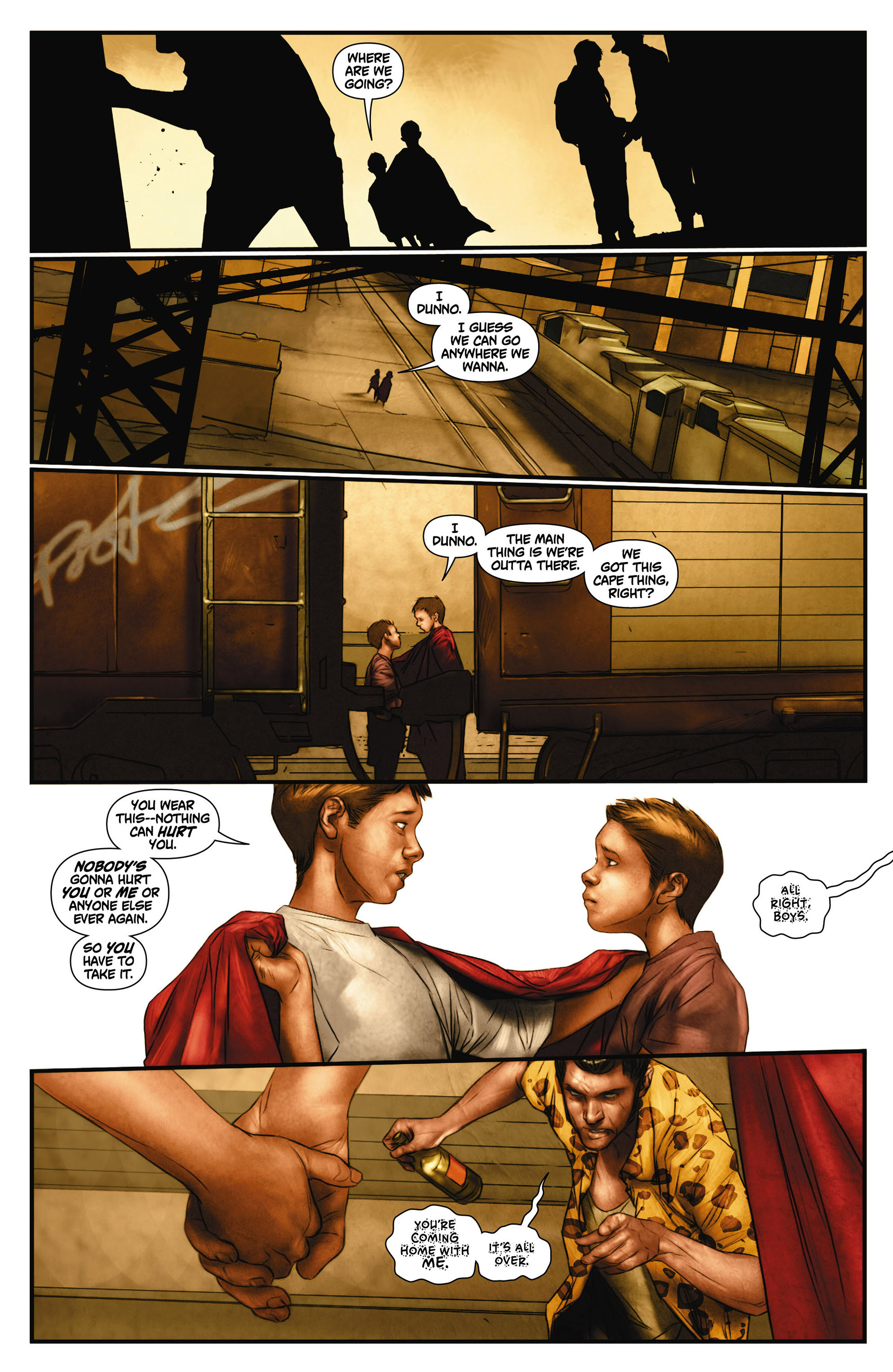 Read online Action Comics (2011) comic -  Issue #0 - 16