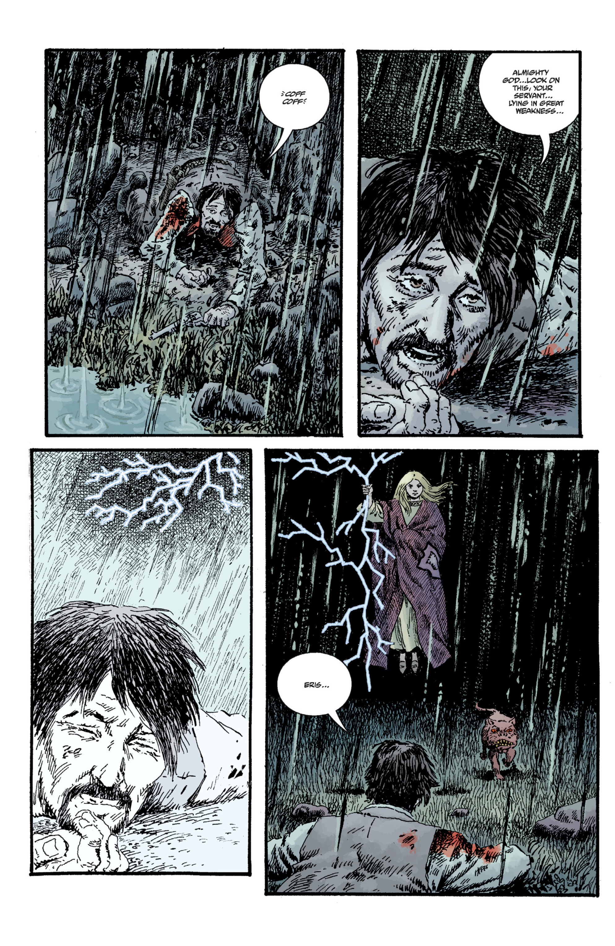 Read online Sir Edward Grey, Witchfinder: Lost and Gone Forever comic -  Issue # TPB - 107