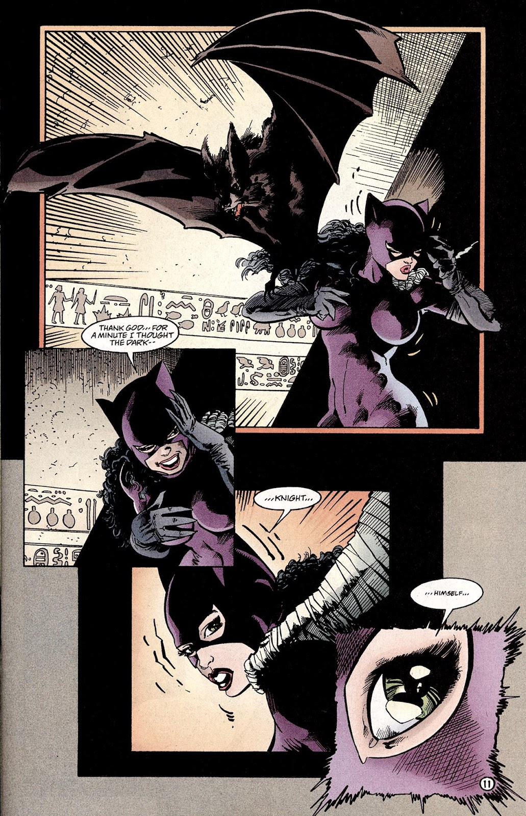 Catwoman (1993) Annual 4 #4 - English 13