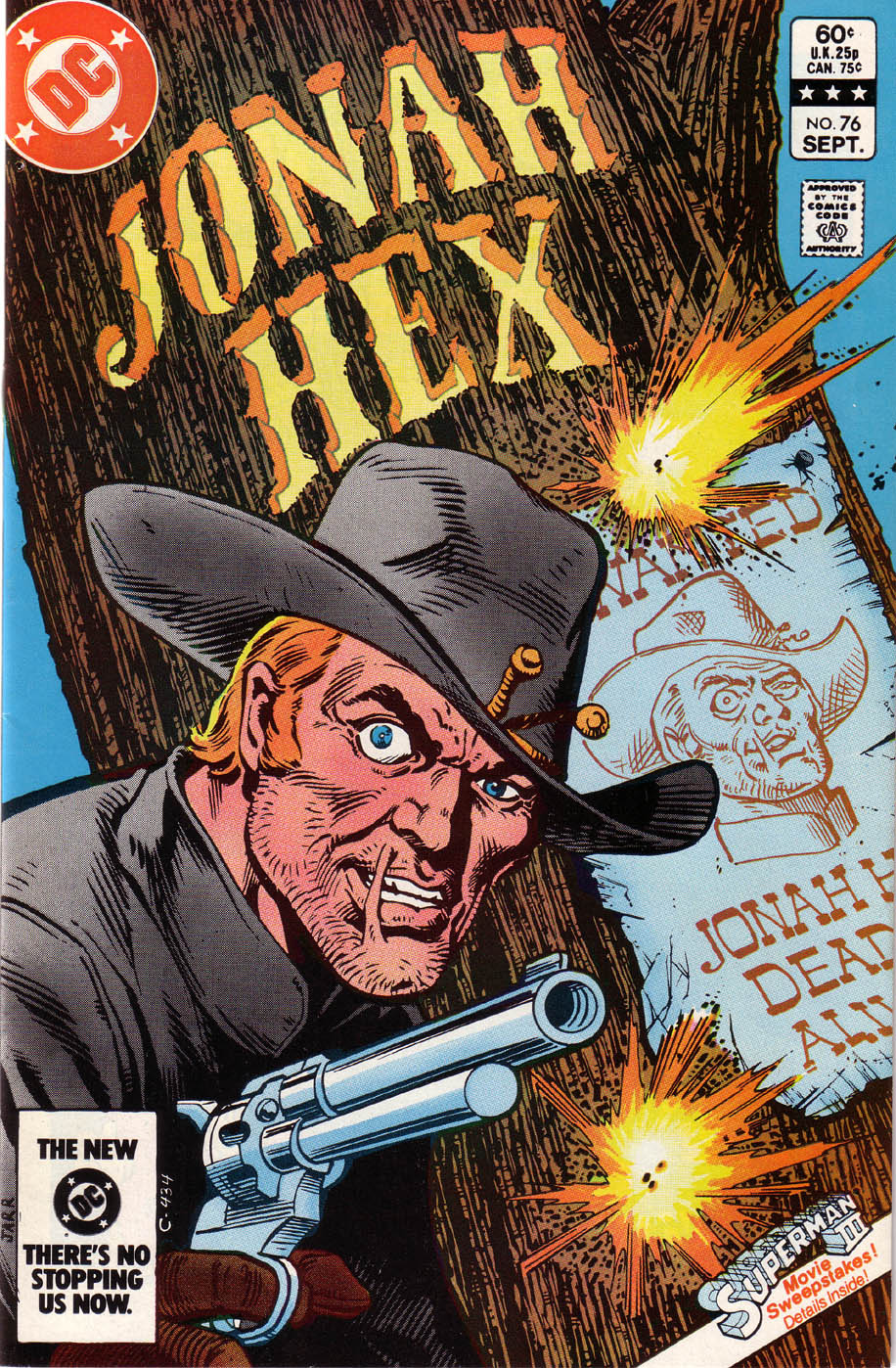 Jonah Hex (1977) 76 Page 1