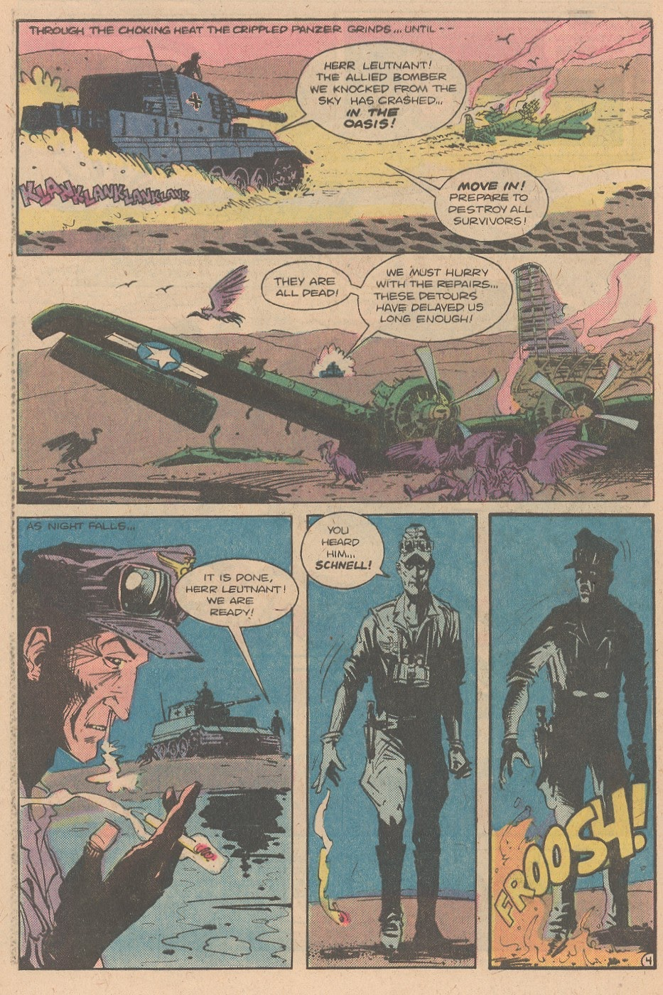 Read online Sgt. Rock comic -  Issue #346 - 26