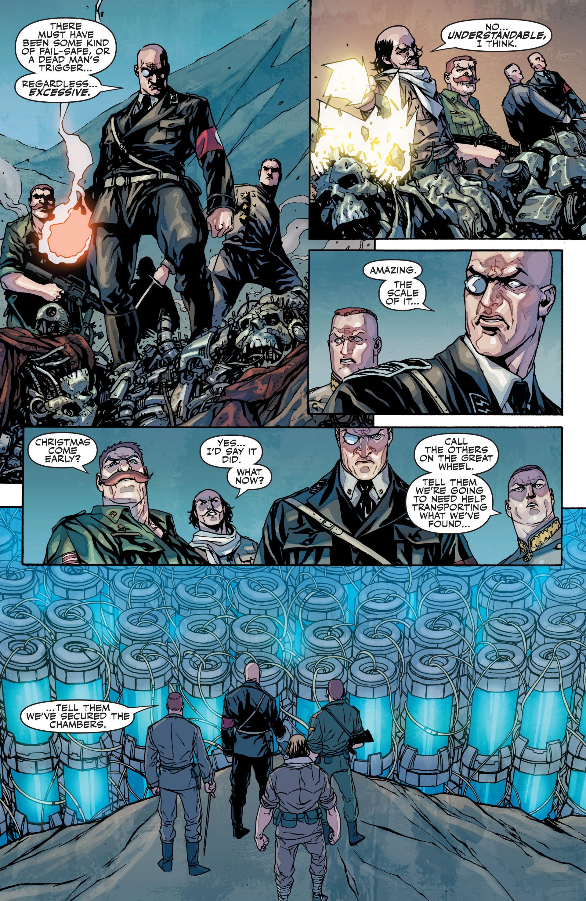 Read online Secret Warriors comic -  Issue #25 - 18
