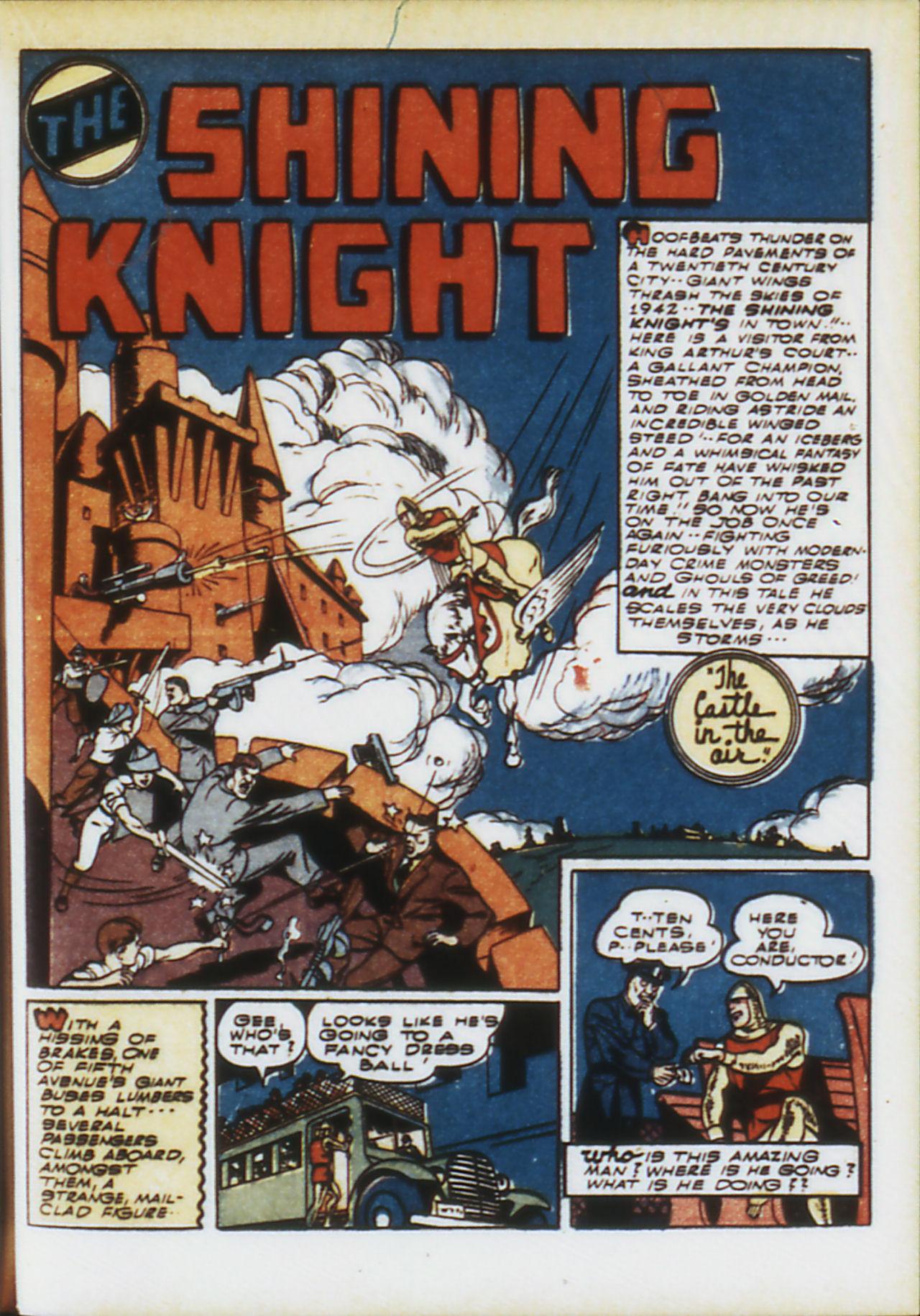 Read online Adventure Comics (1938) comic -  Issue #74 - 34