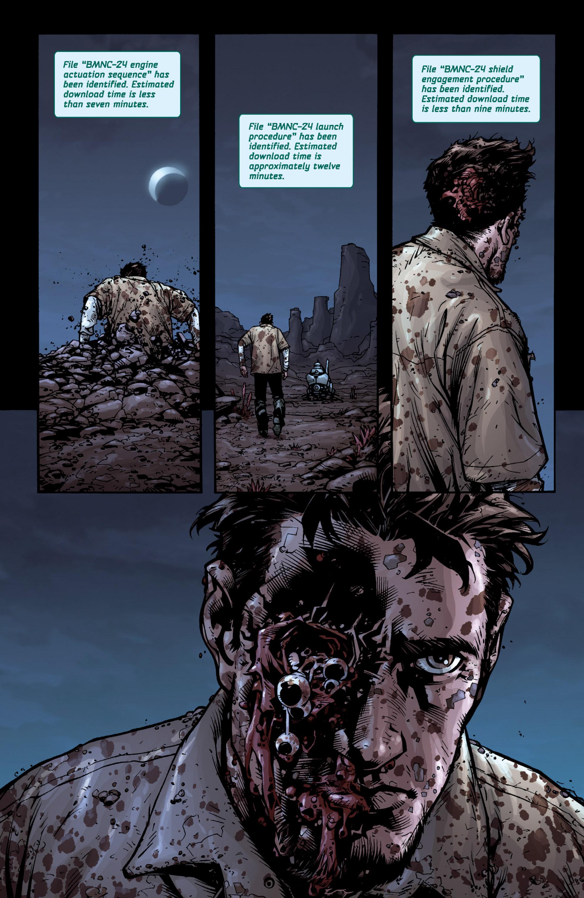Read online Aliens (2009) comic -  Issue # TPB - 35