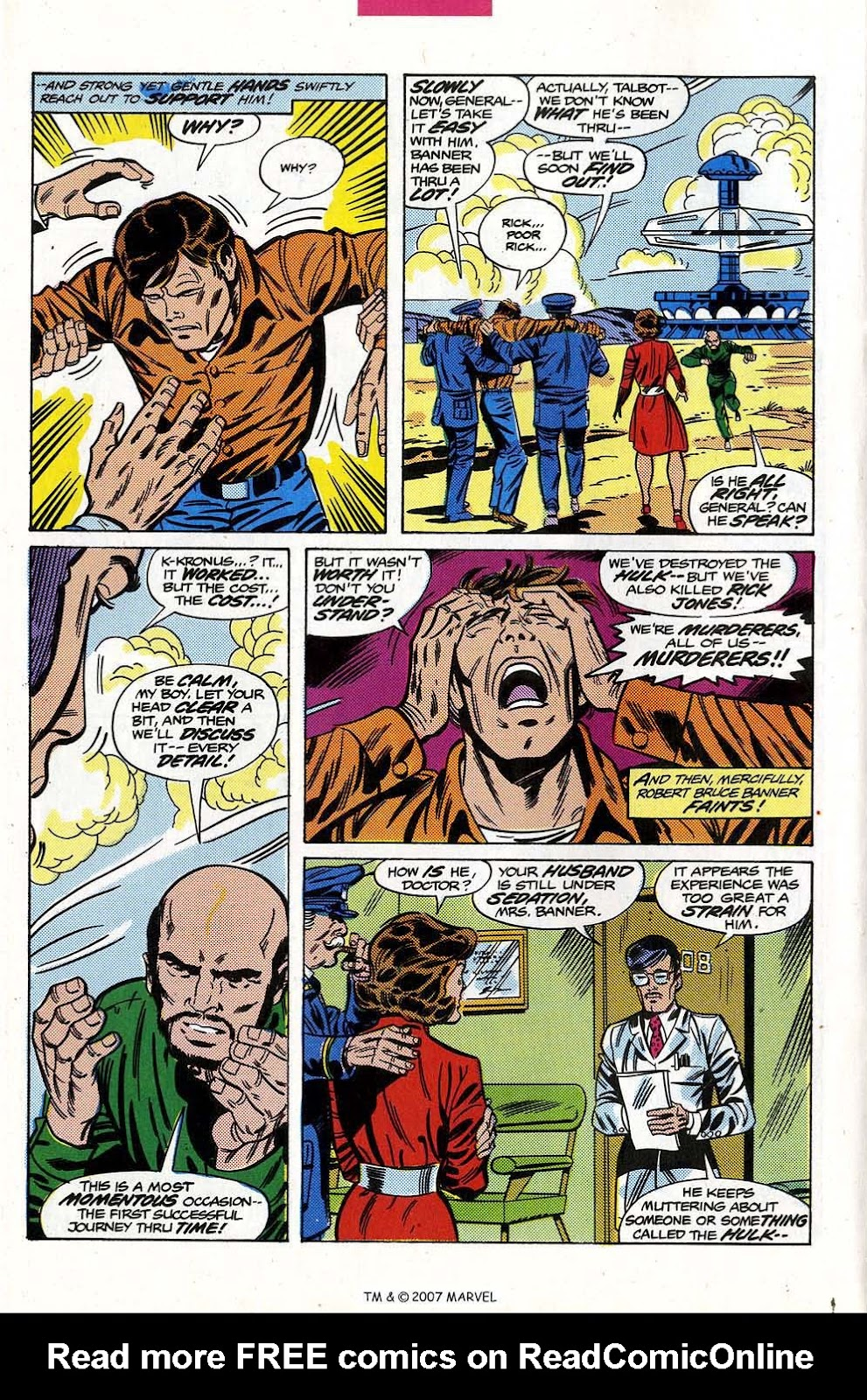 Comic The Incredible Hulk (2000) issue 22