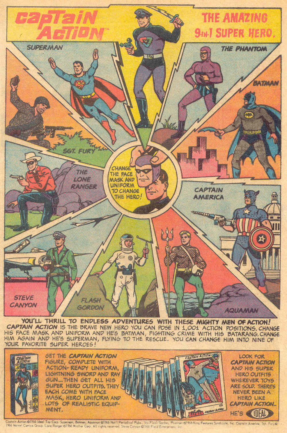 Read online Action Comics (1938) comic -  Issue #345 - 9