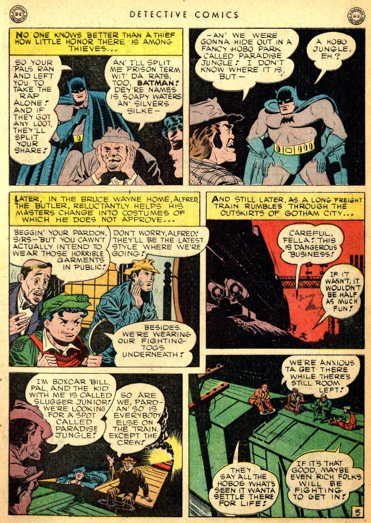Read online Detective Comics (1937) comic -  Issue #98 - 7