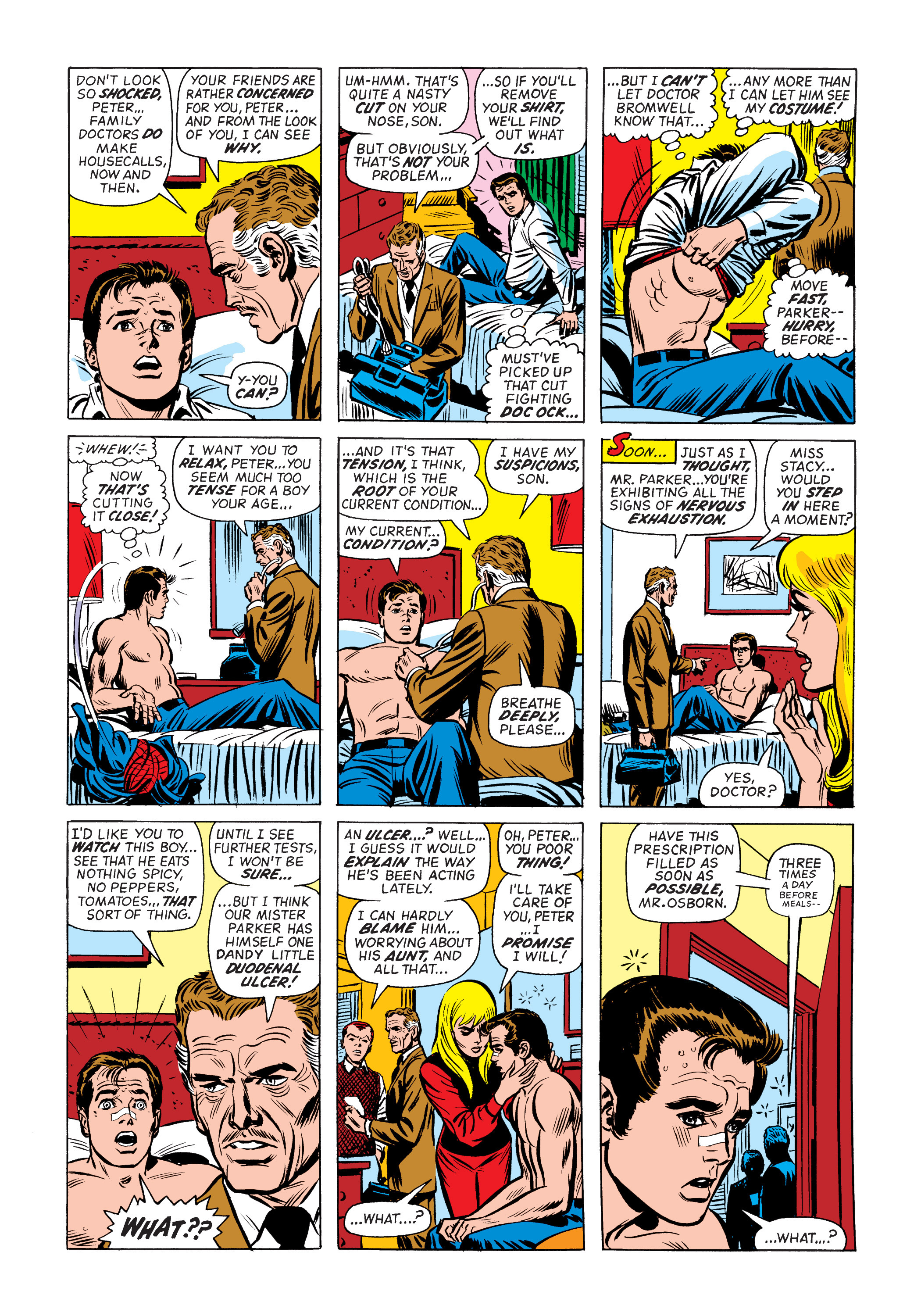 The Amazing Spider-Man (1963) 113 Page 12