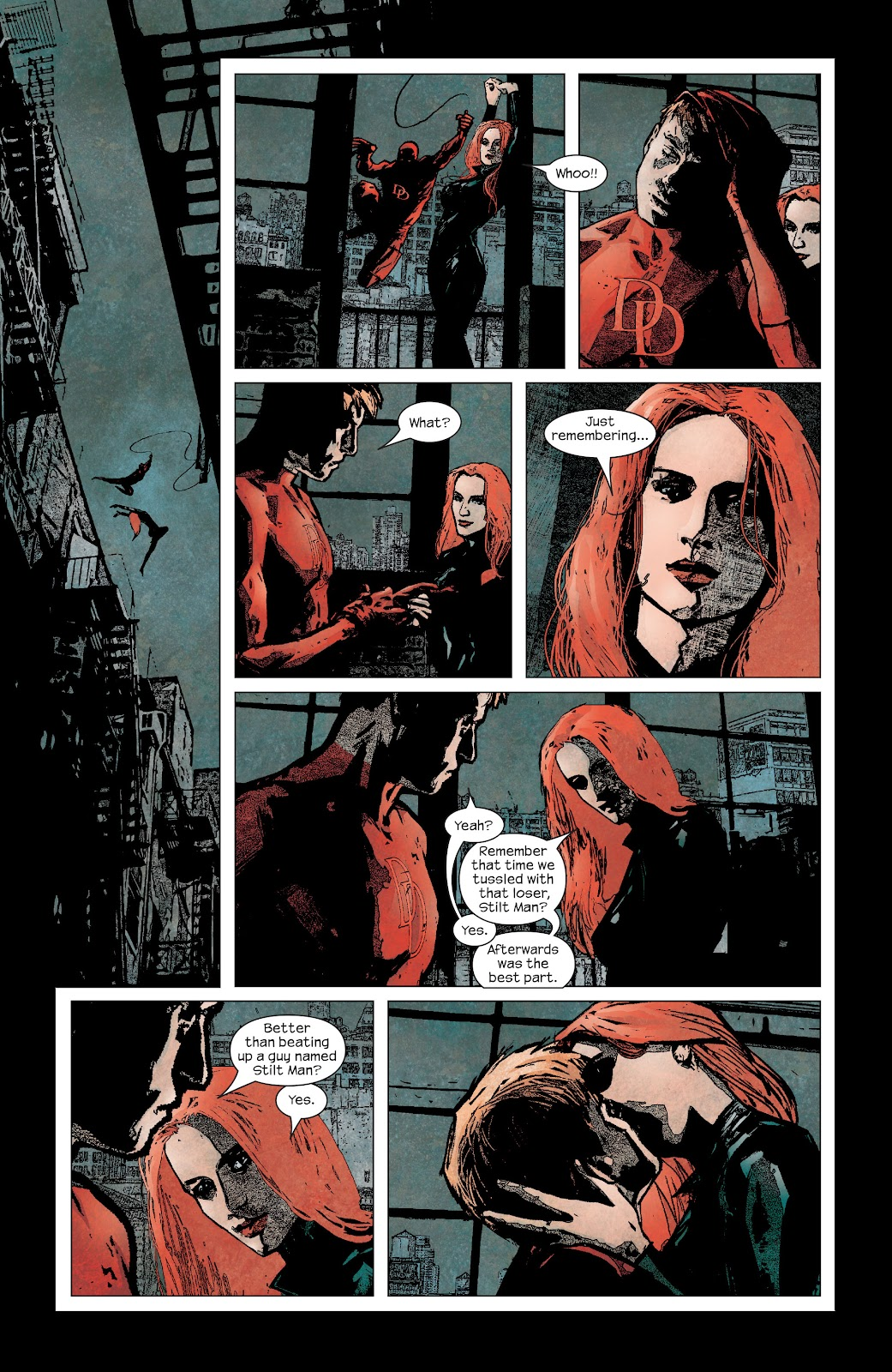 Read online Daredevil (1998) comic -  Issue # _Ultimate_Collection TPB 2 (Part 4) - 69