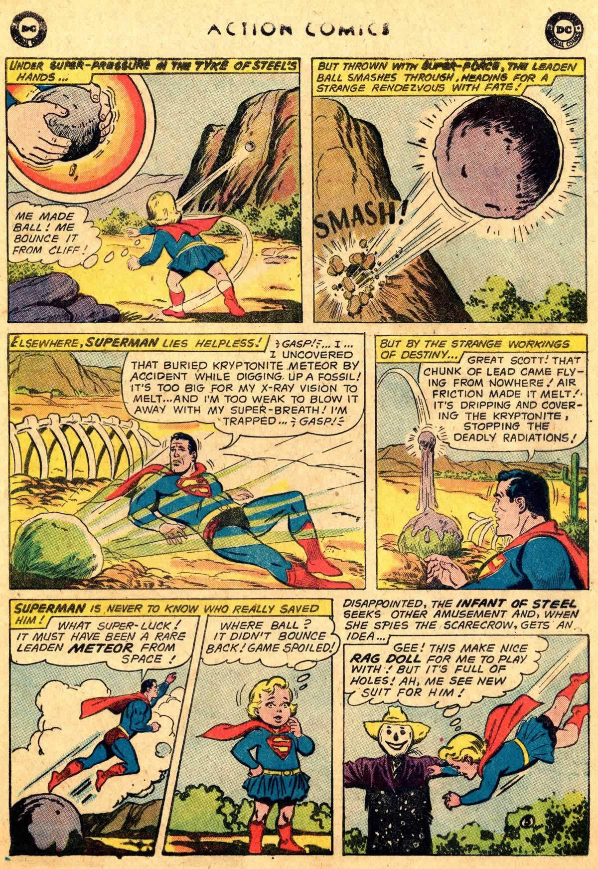 Action Comics (1938) 260 Page 17