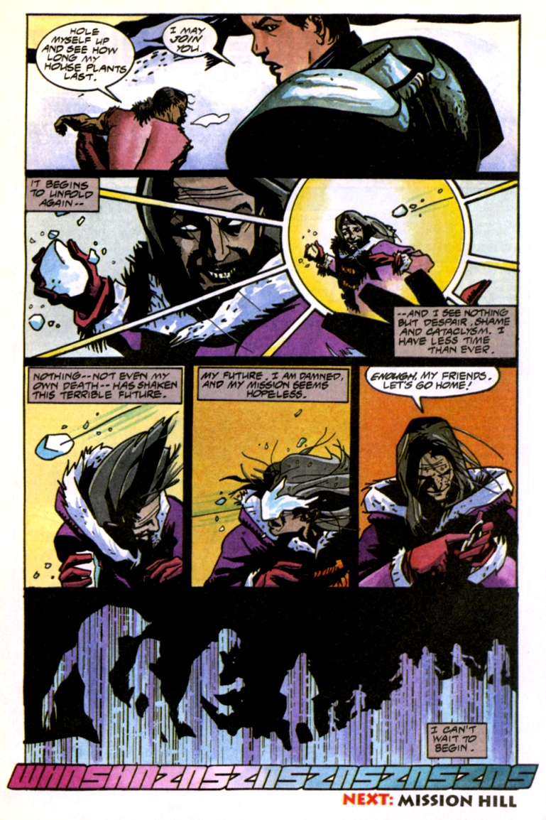Read online Shadow Cabinet comic -  Issue #10 - 33