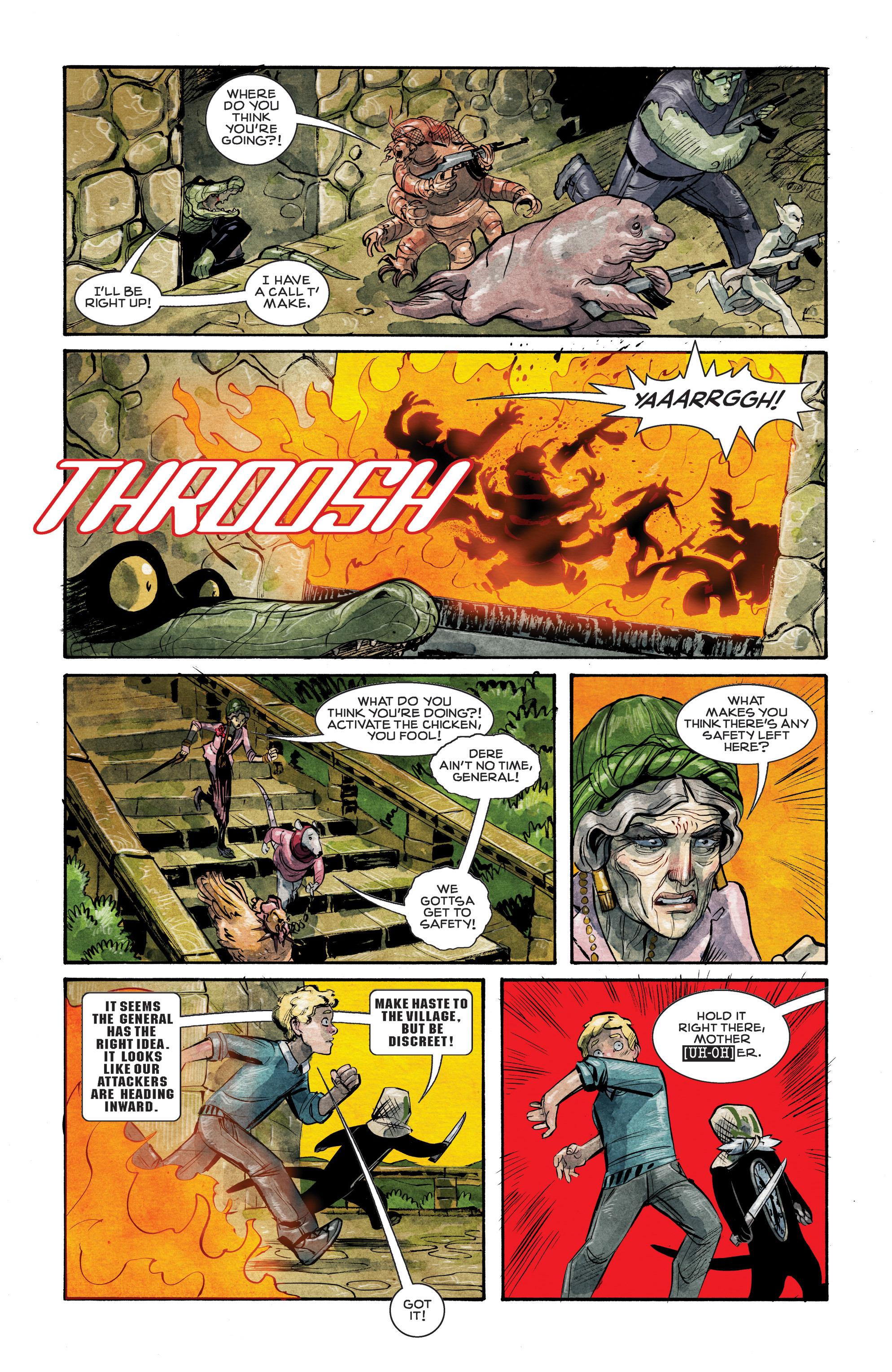 Read online Shutter comic -  Issue #12 - 10