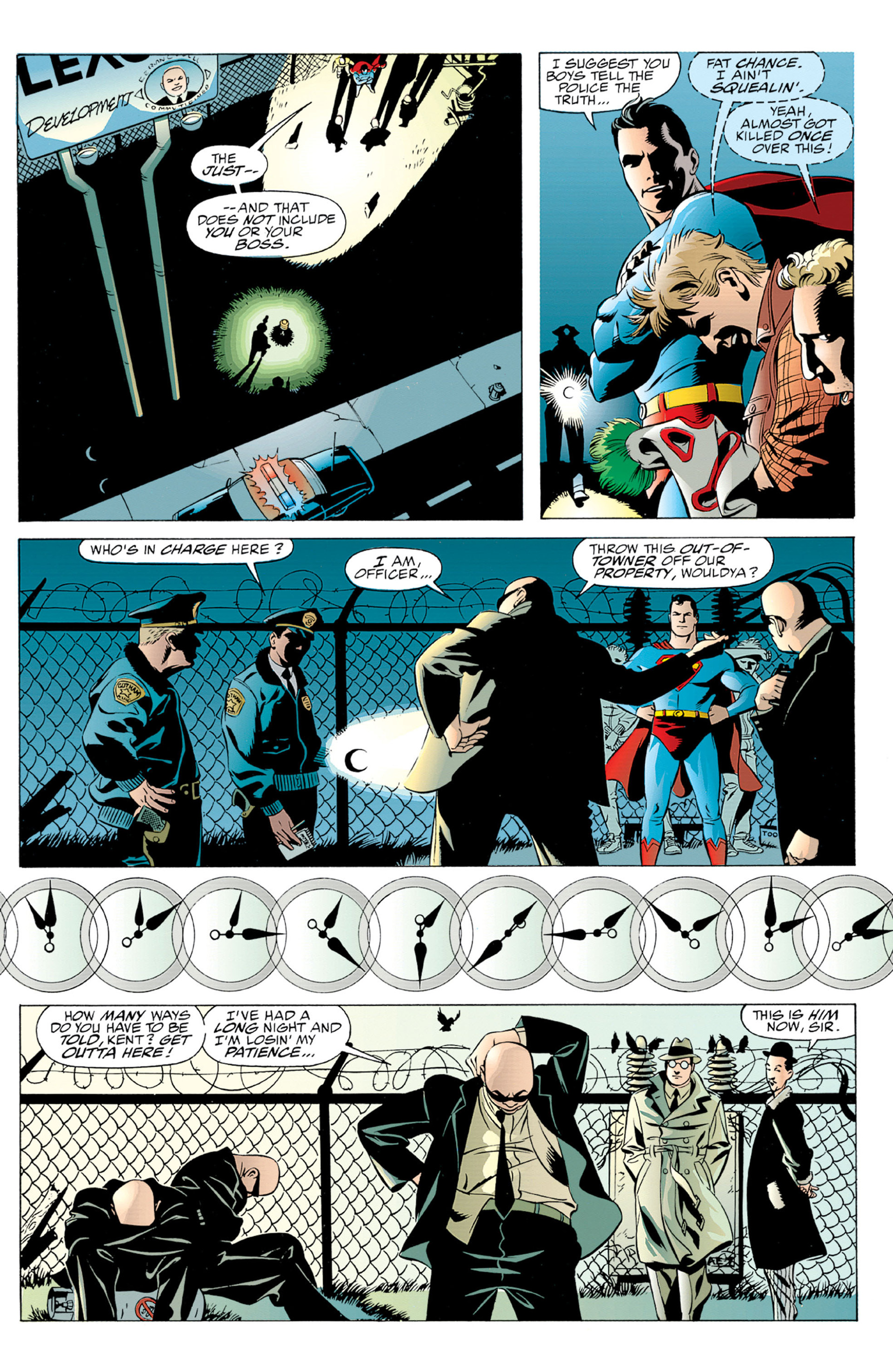 Read online World's Finest (1990) comic -  Issue #2 - 21