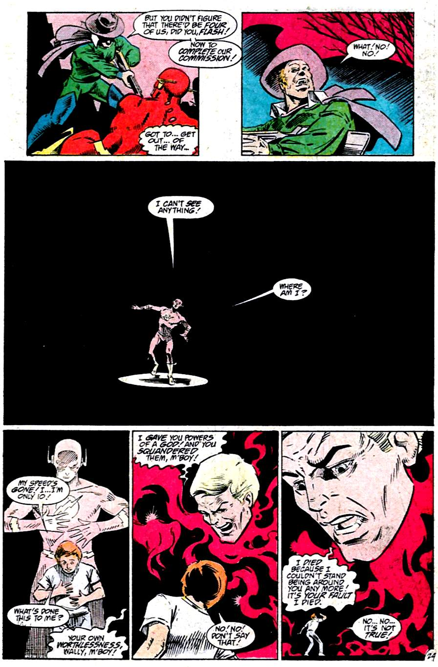 Read online The Flash (1987) comic -  Issue # _Annual 3 - 25